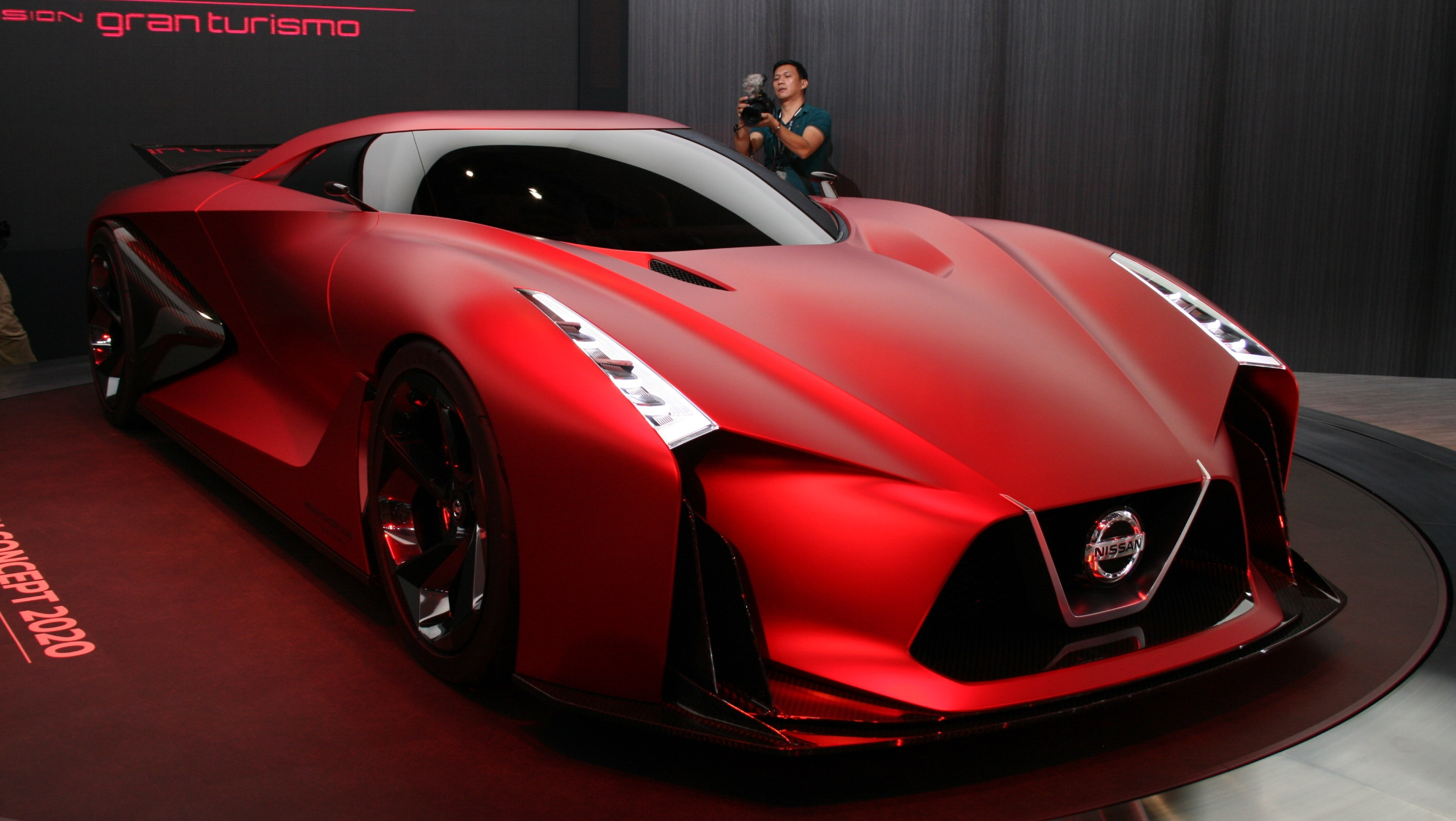 2014 Nissan Concept 2020 Vision Gran Turismo | Top Speed