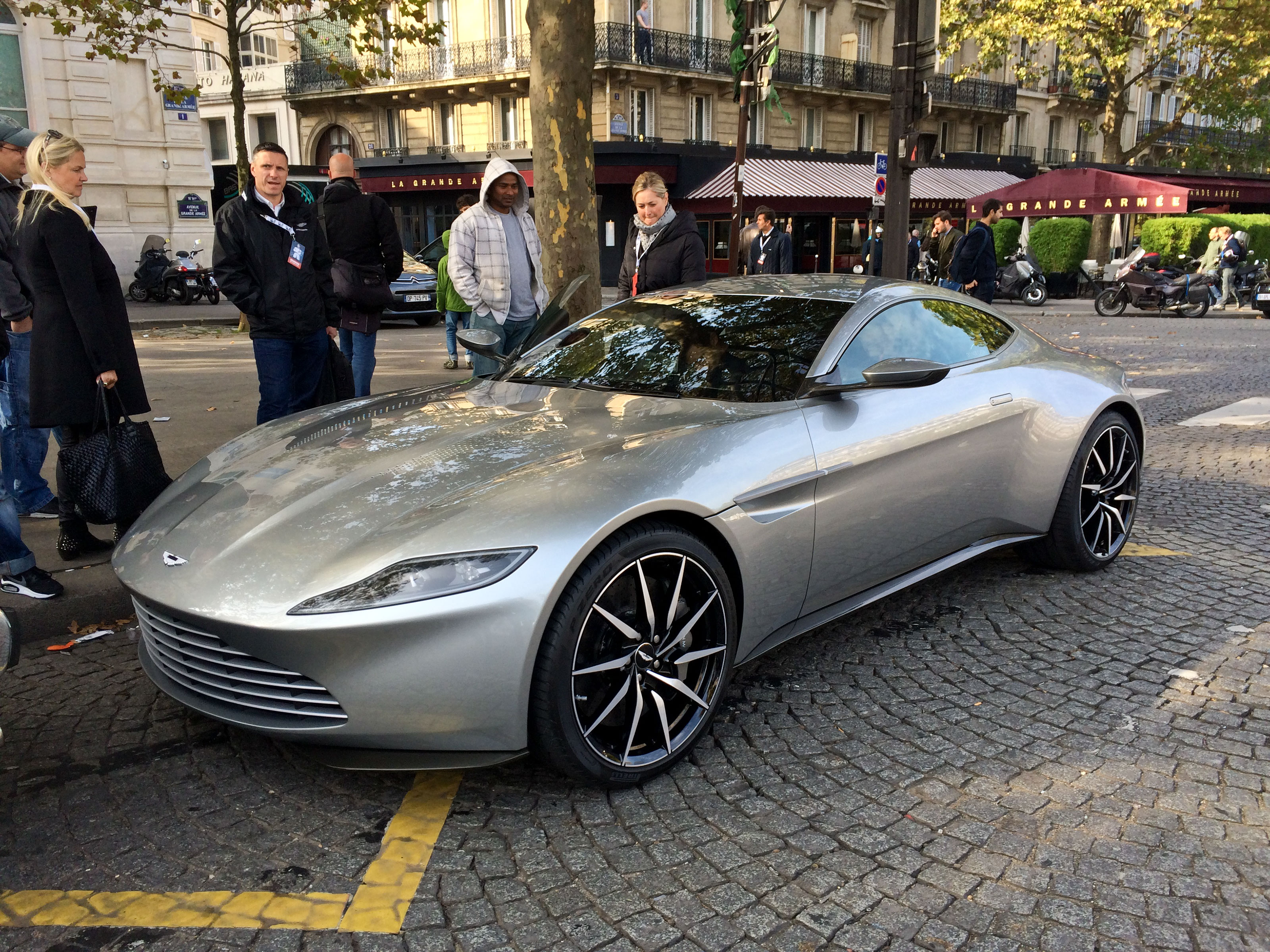 2015 aston martin db10 | top speed