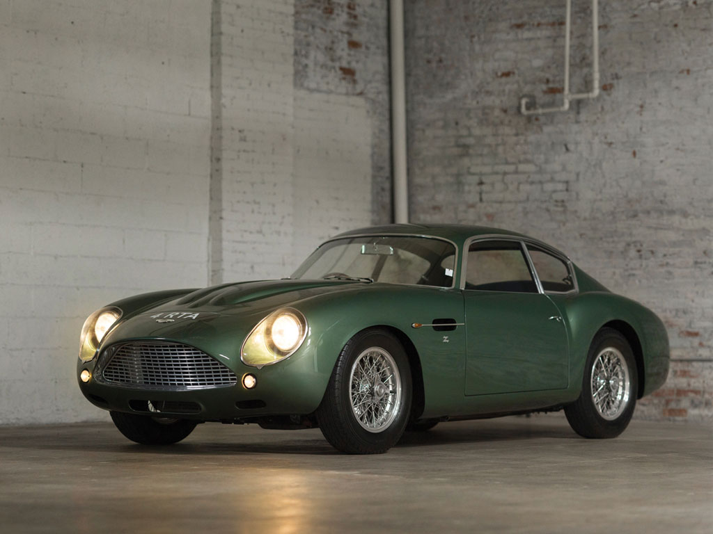 1962 Aston Martin DB4GT By Zagato | Top Speed. »