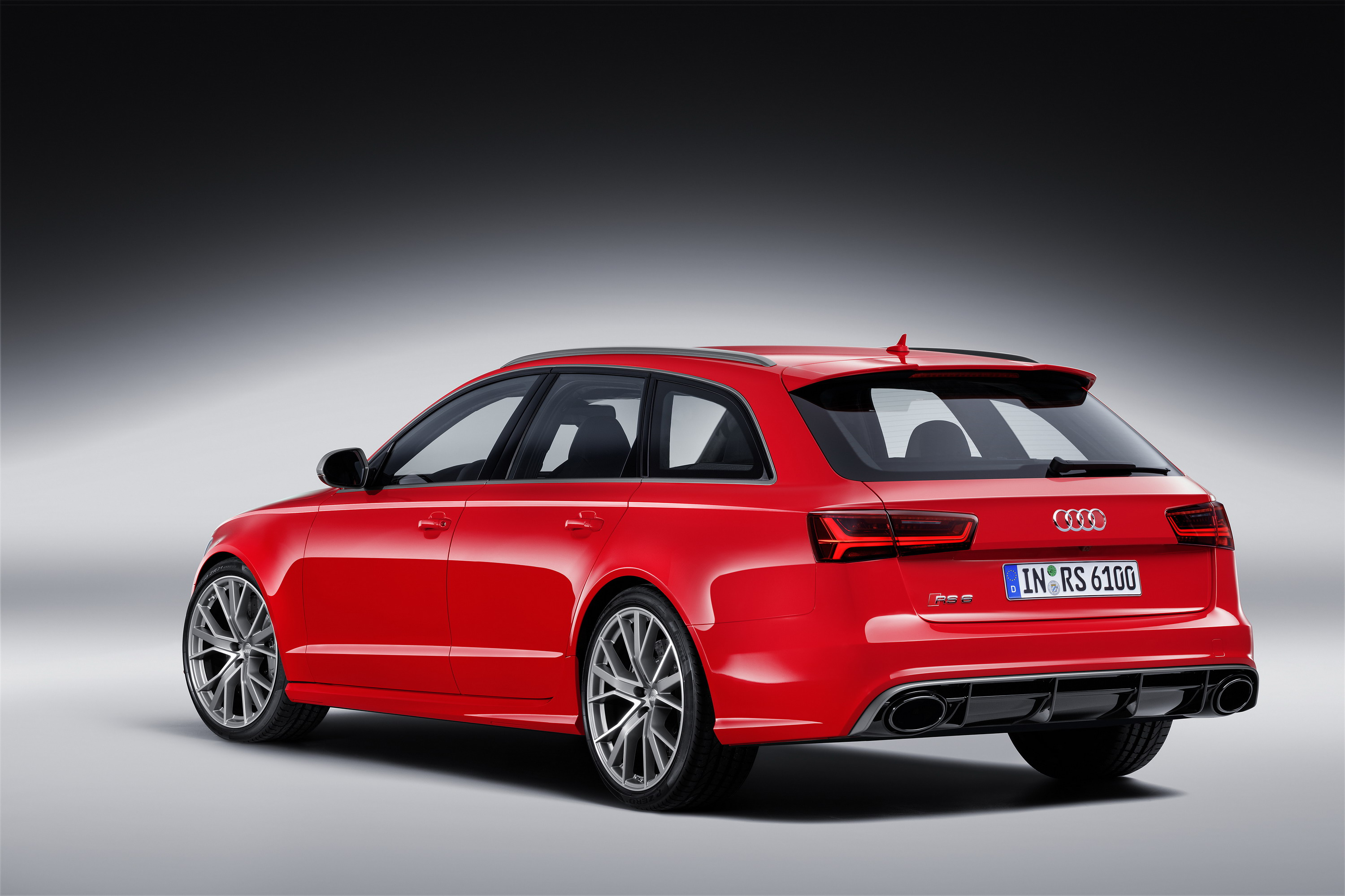 2016 Audi RS6 Avant Performance | Top Speed