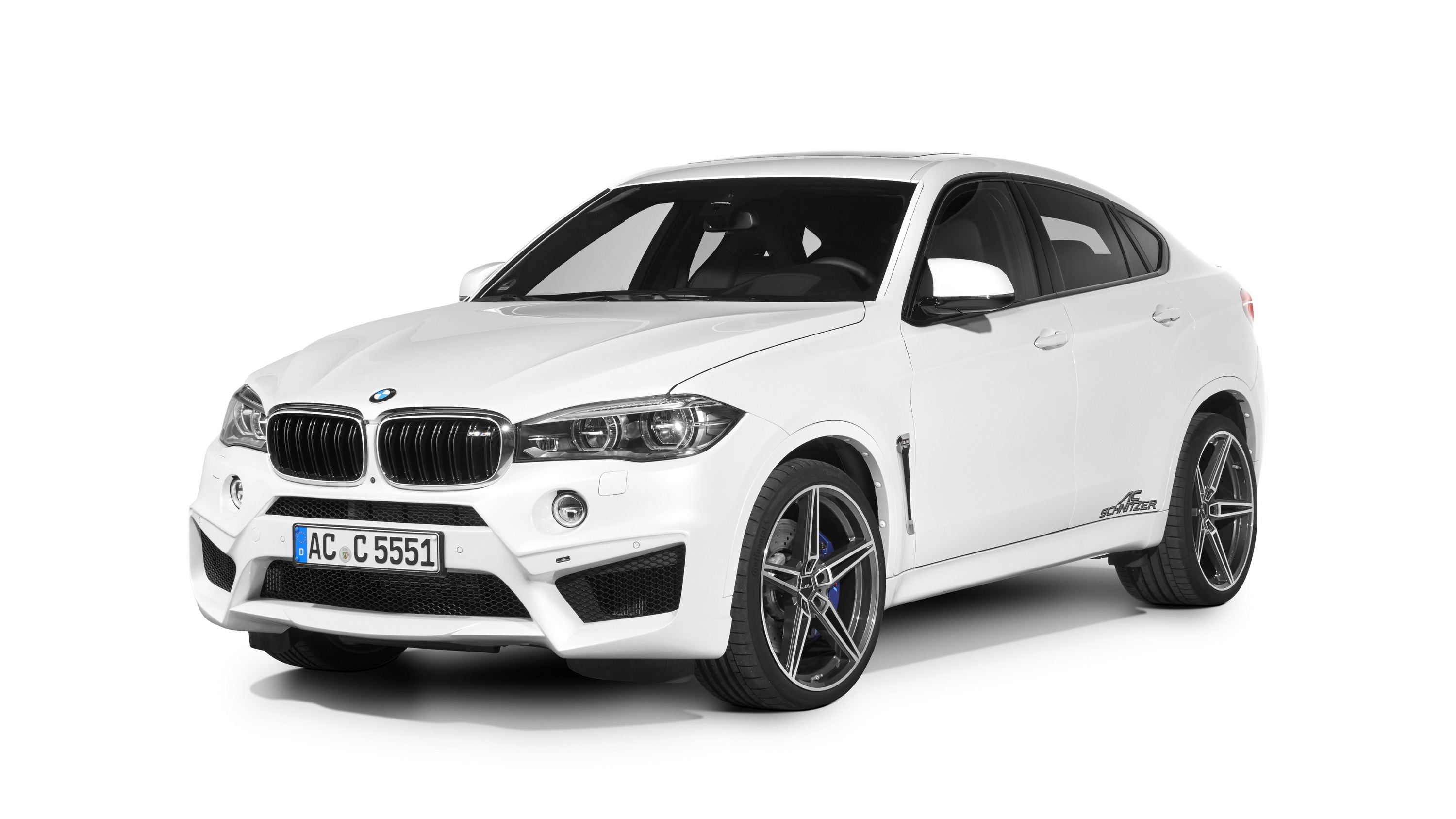 2016 Bmw X6 M By Ac Schnitzer Review Top Speed