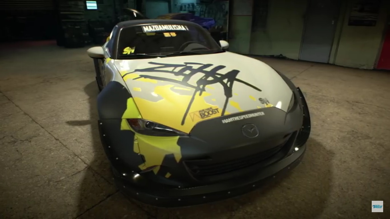 Need For Speed Offers Cars & Customization: Video Gallery 649750
