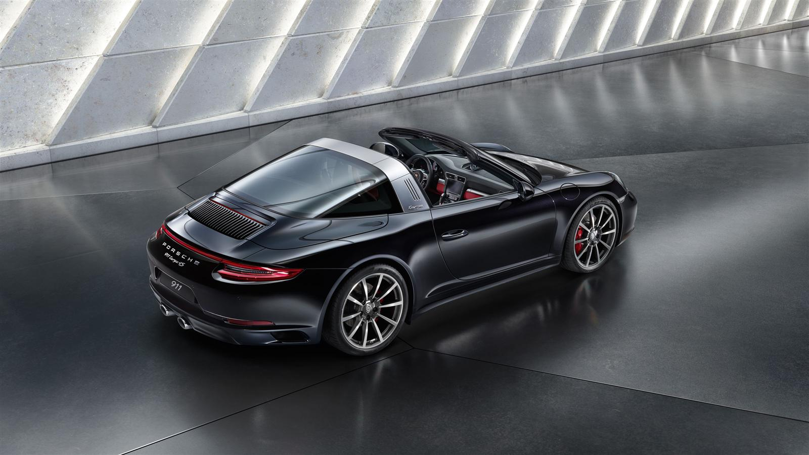 2017 Porsche 911 Targa 4 | Top Speed