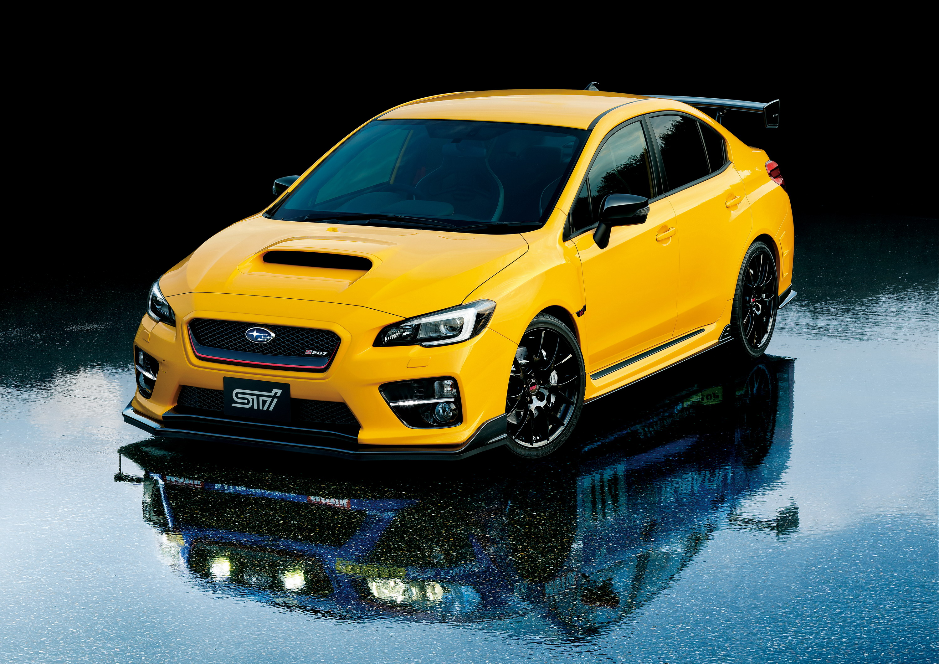 2016 Subaru Wrx Sti S207 Limited Edition Top Speed
