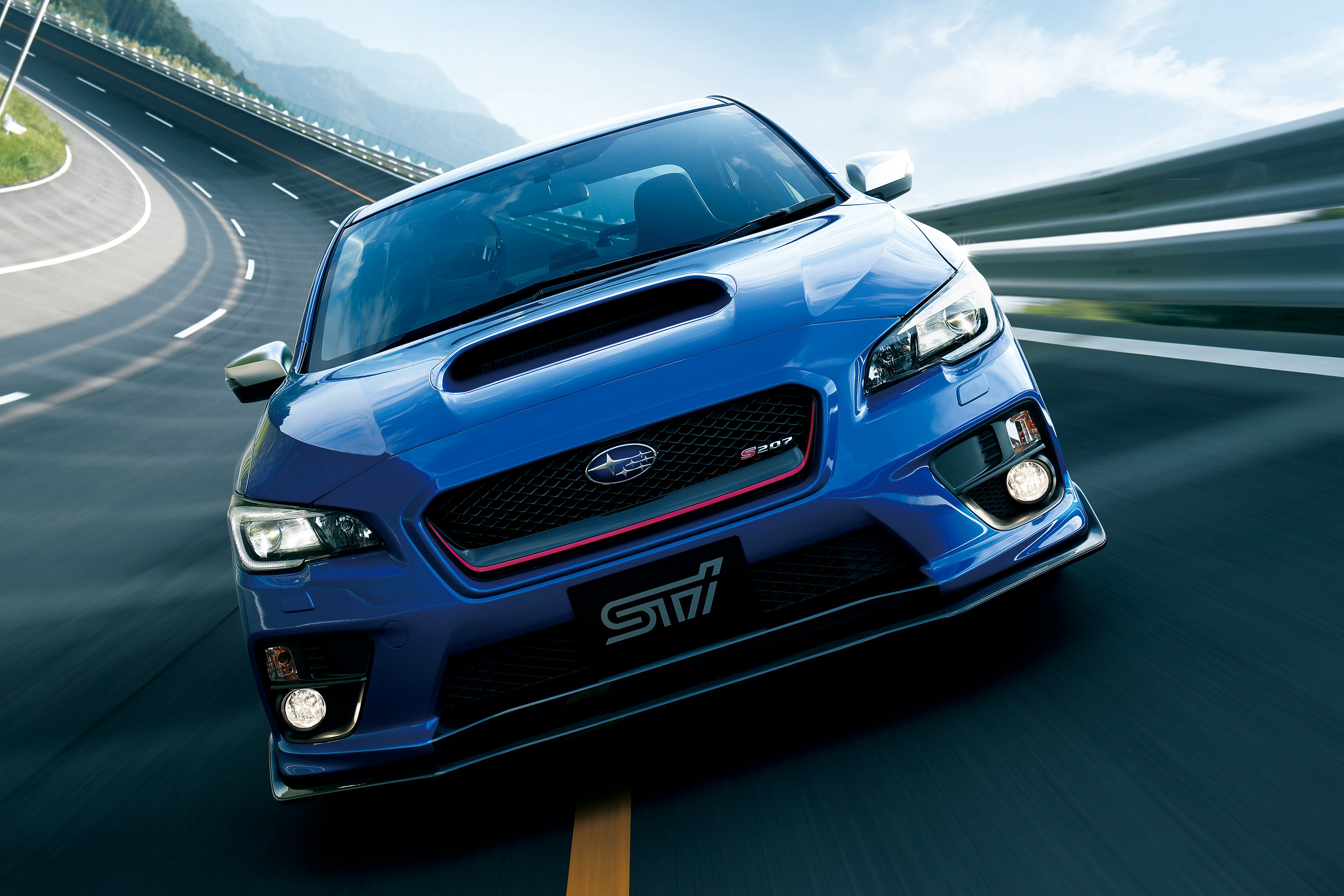 2016 subaru wrx sti s207 limited edition review - top speed