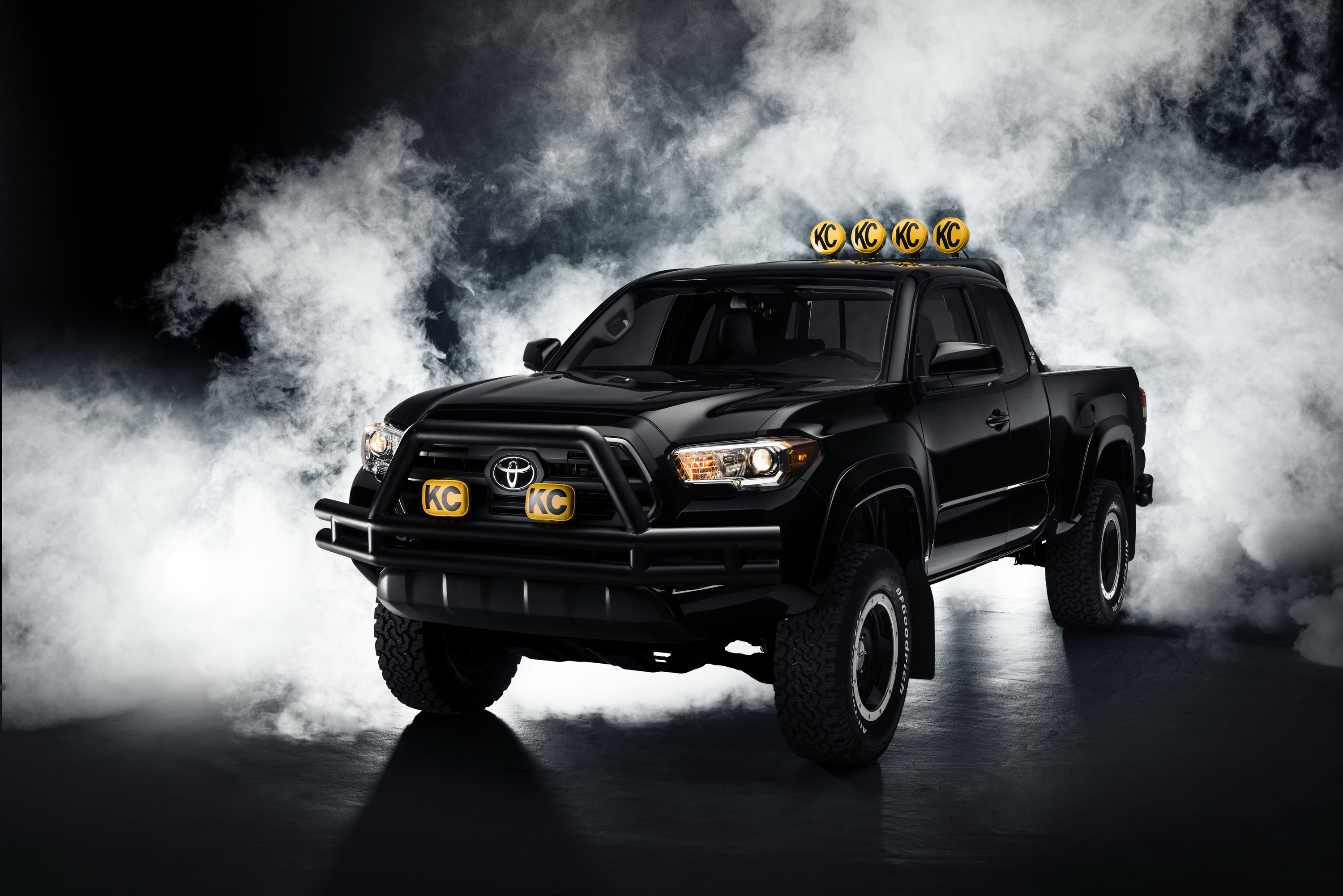 back to the future toyota truck 2016