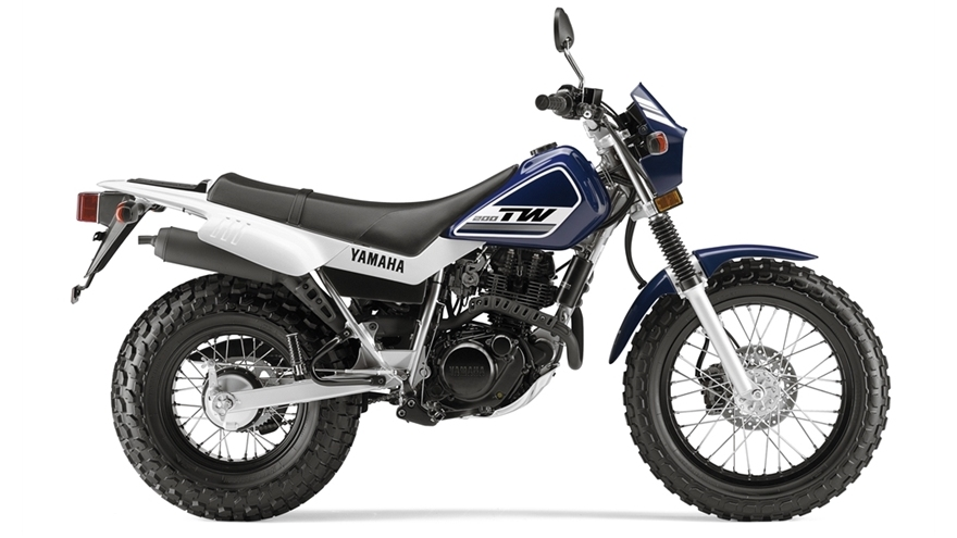 2016 - 2017 Yamaha TW200 - Picture 649084 | motorcycle ...