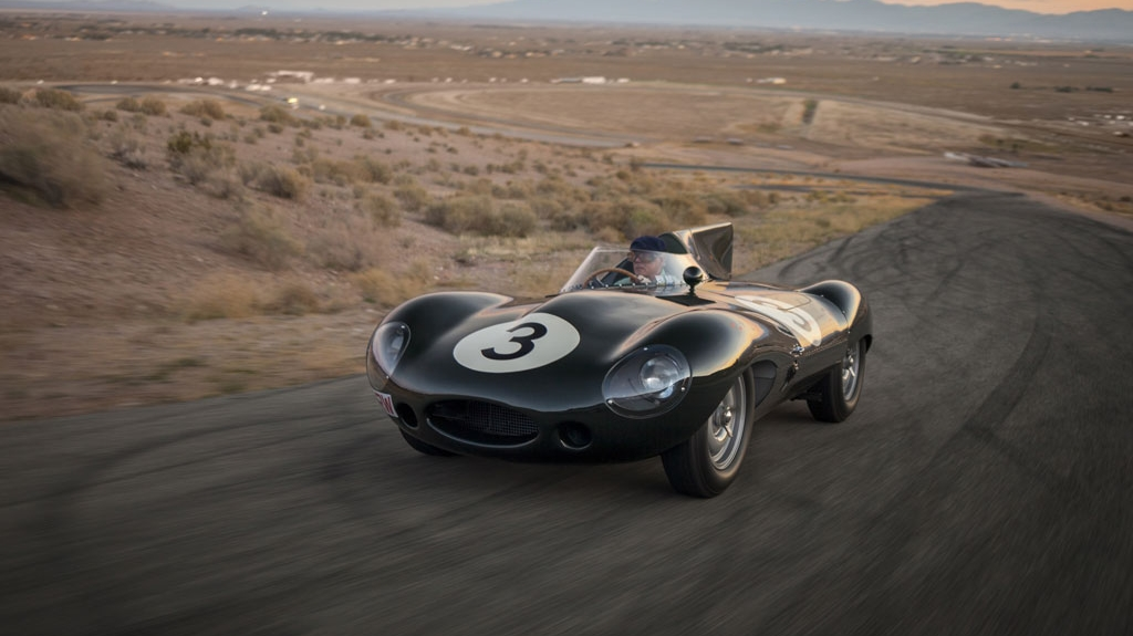 Fastest Car In The World 2015 >> 1954 - 1957 Jaguar D-Type | Top Speed