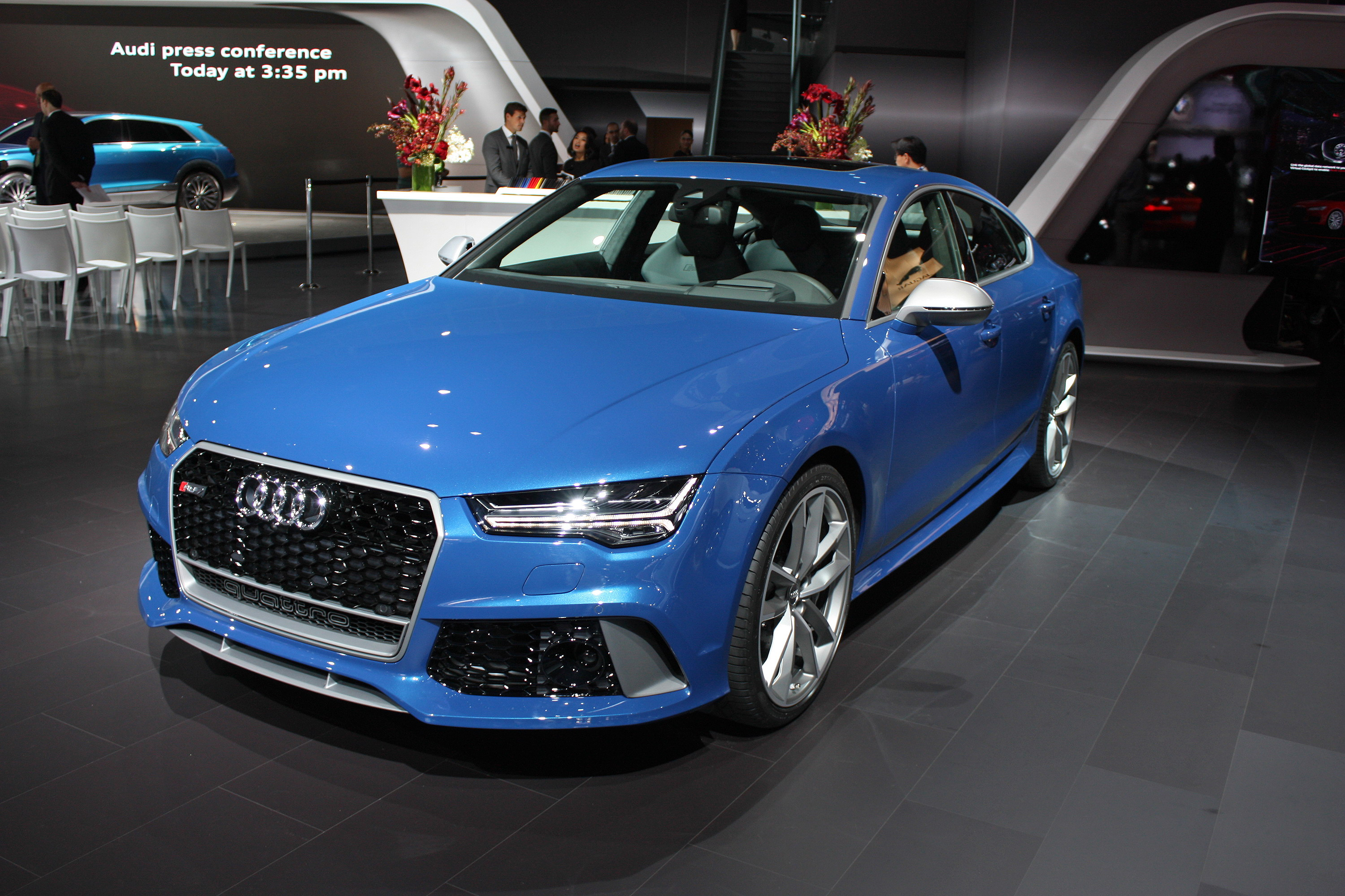 2016 Audi RS 7 Sportback Performance | Top Speed. »