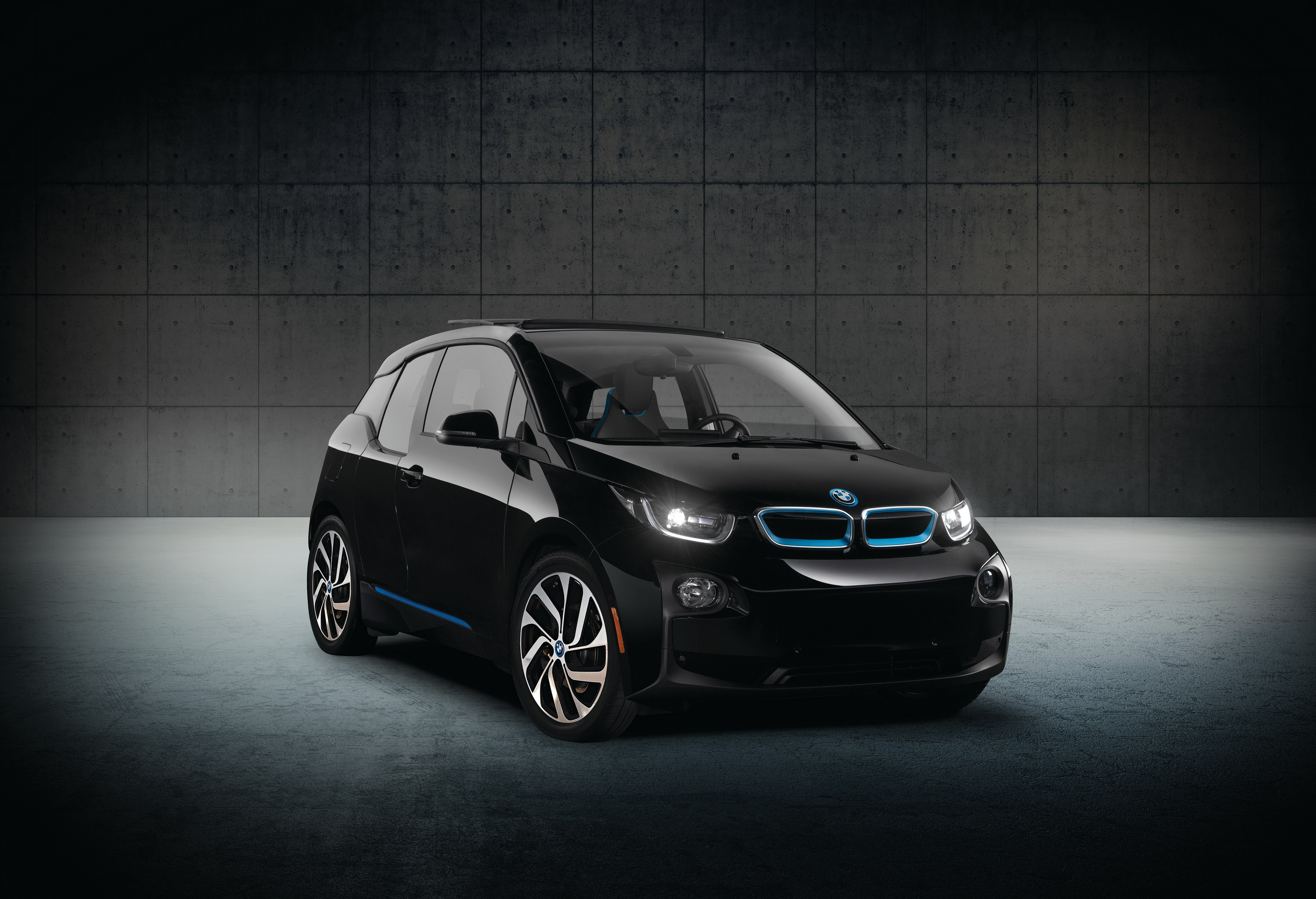 2016 BMW I3 Shadow Sport Special Edition