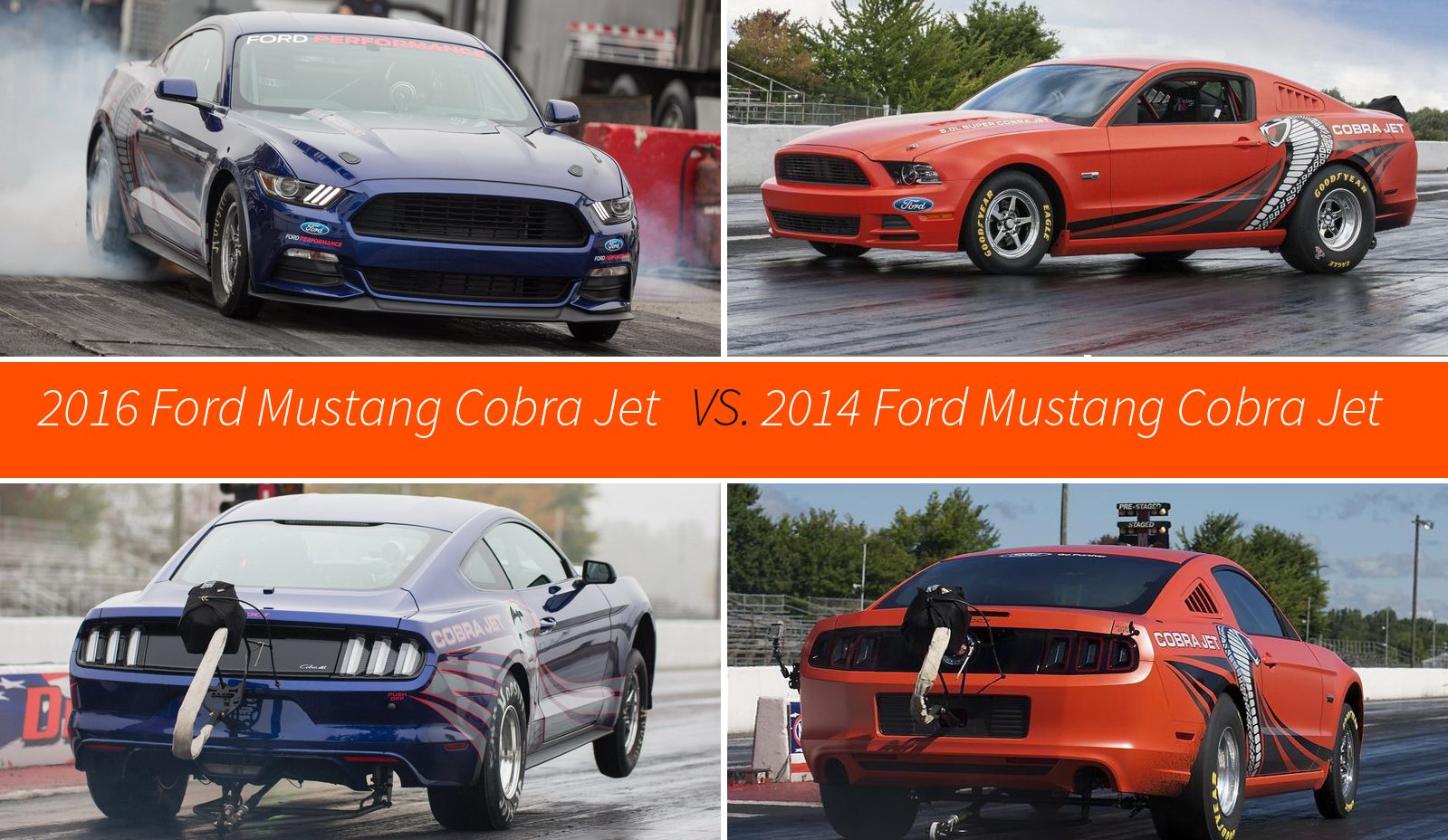 2016 Ford Mustang Cobra Jet Review