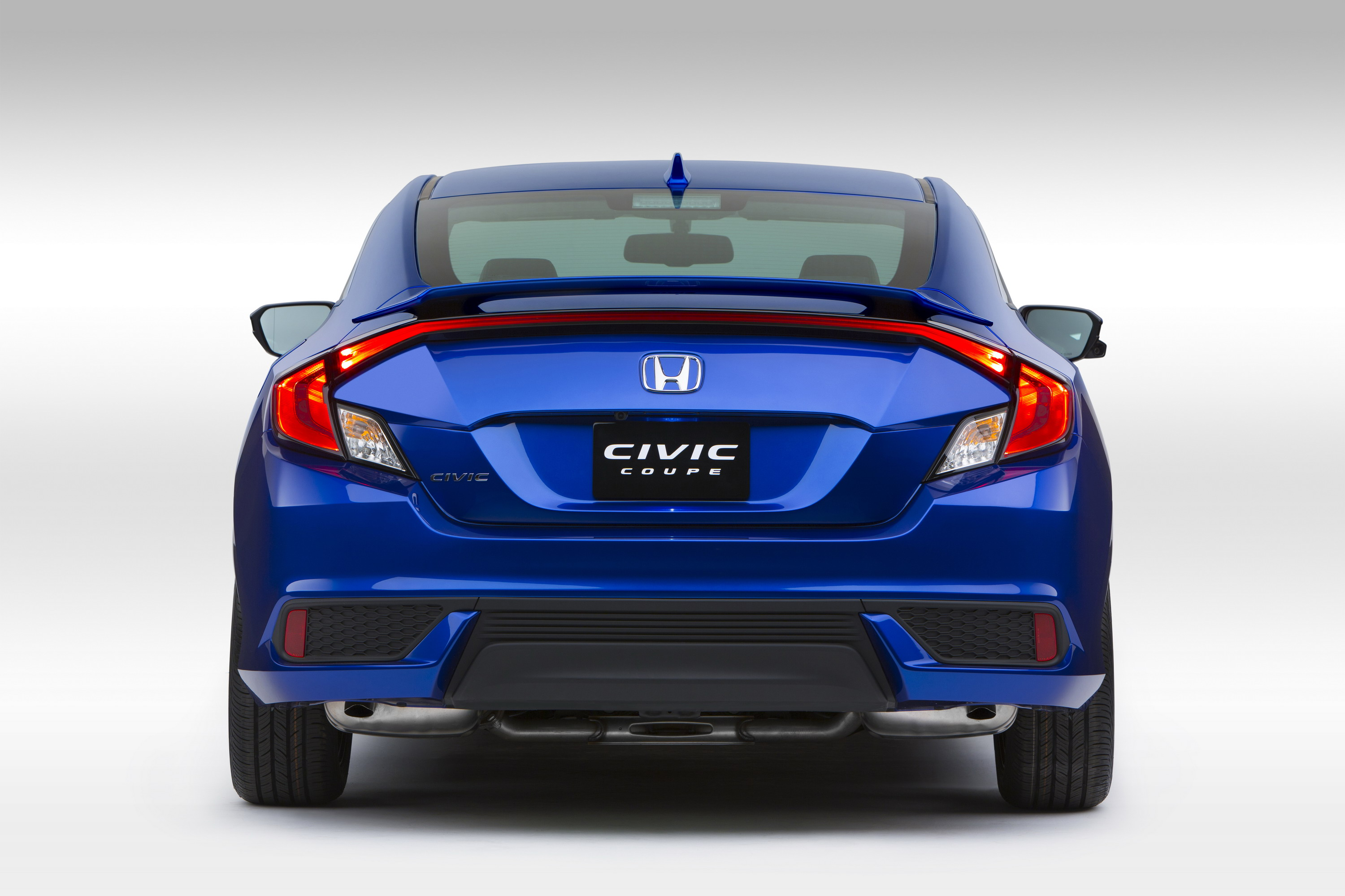 2016 Honda Civic Coupe | Top Speed