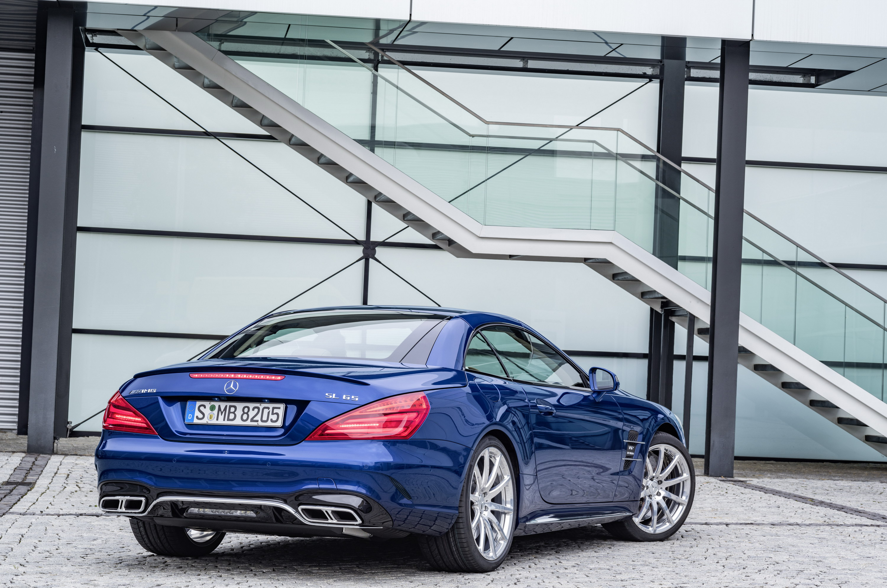 2017 Mercedes-AMG SL65 | Top Speed