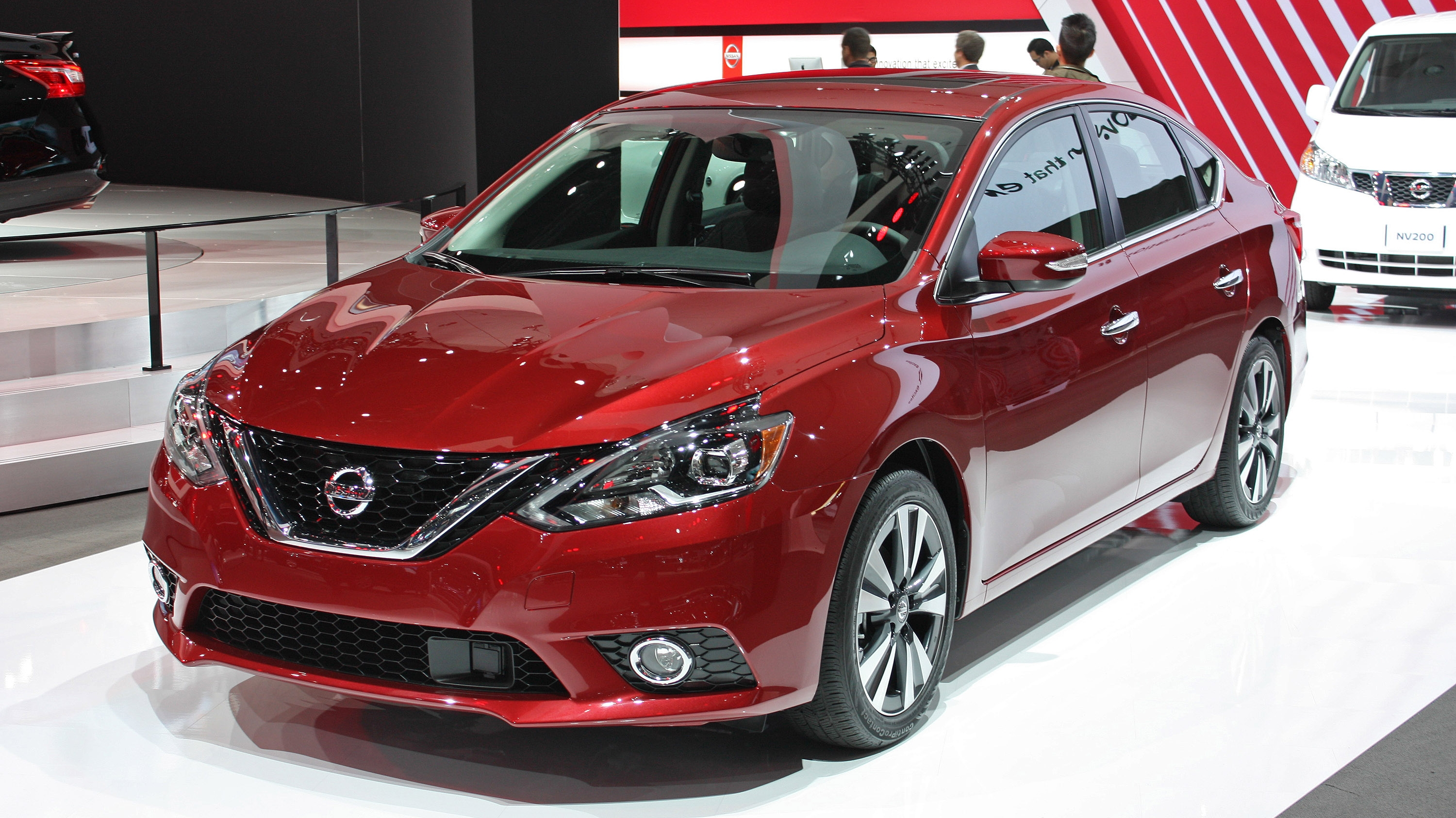 2016 nissan sentra top speed. Black Bedroom Furniture Sets. Home Design Ideas