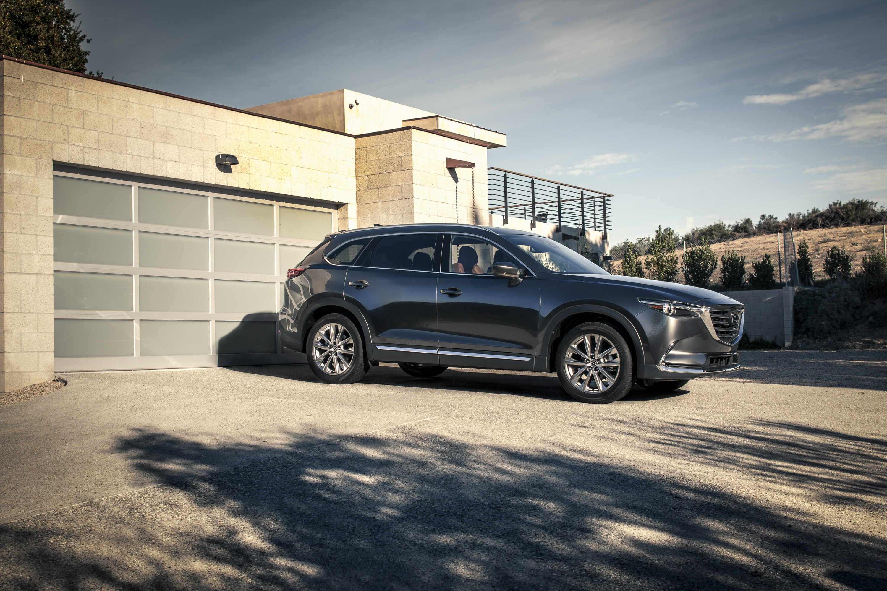 2017 mazda cx-9 | top speed