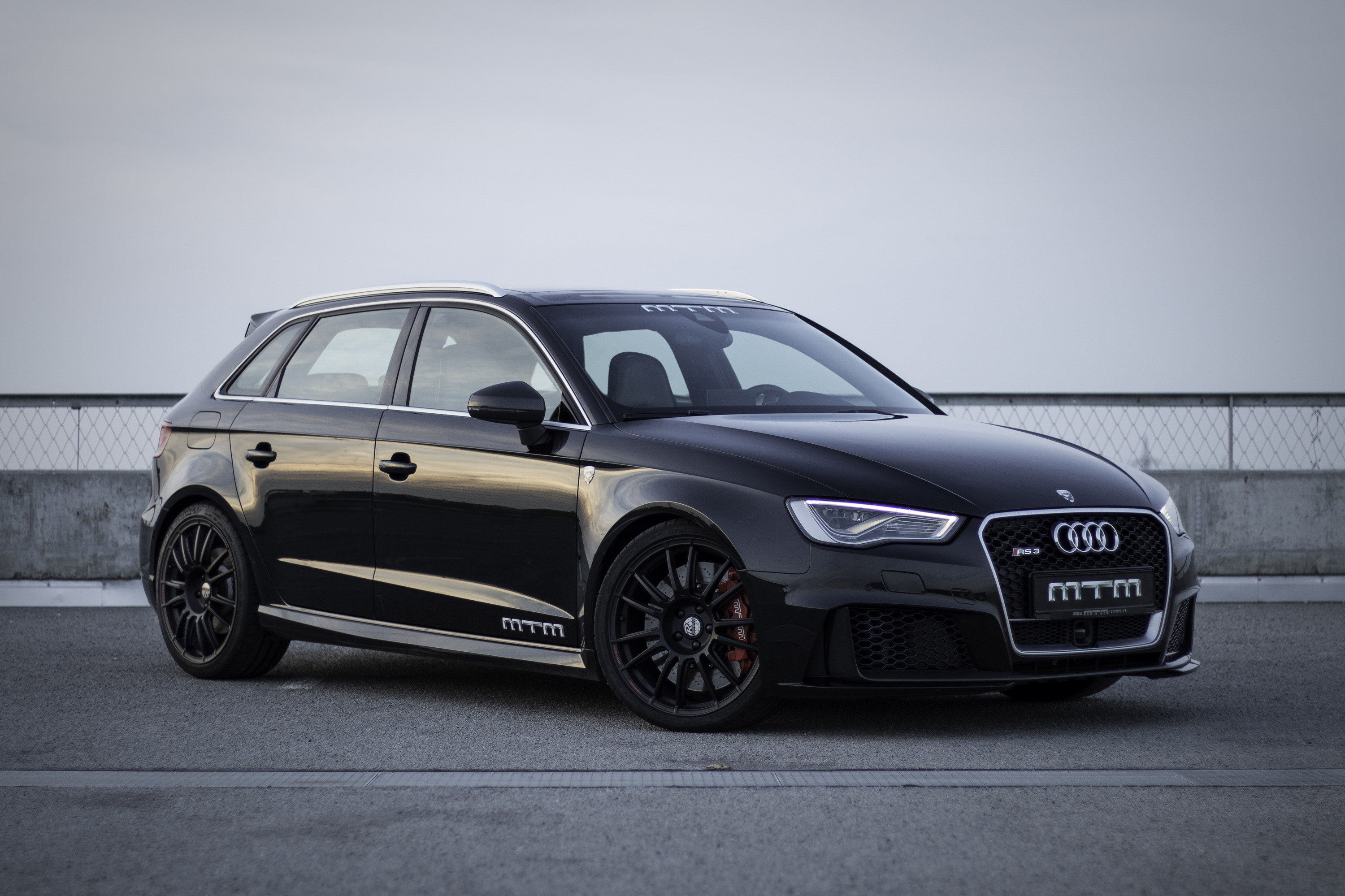 Audi RS V By MTM Top Speed - Audi r3