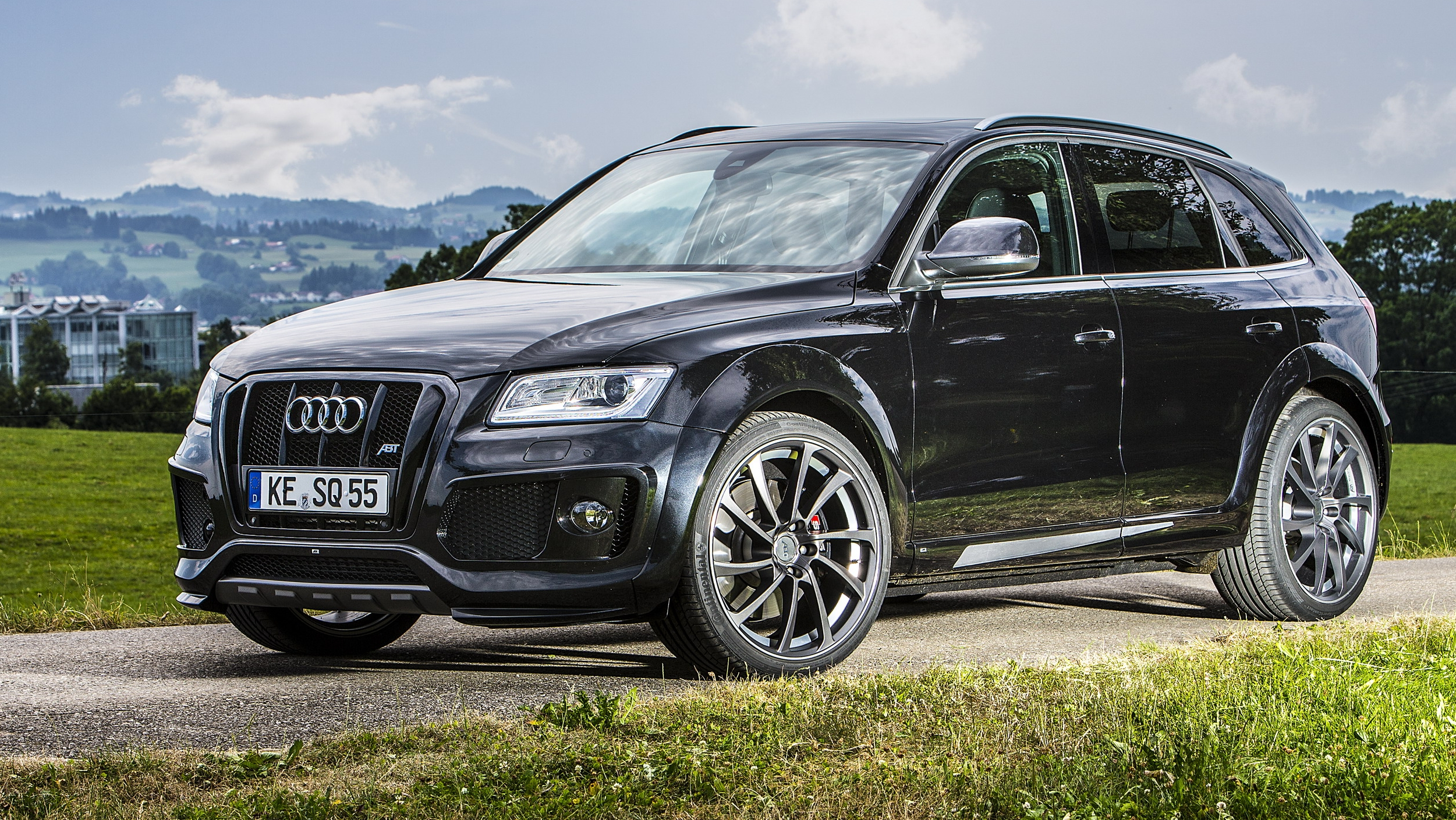 Audi SQ By ABT Sportsline Top Speed - Audi sq5