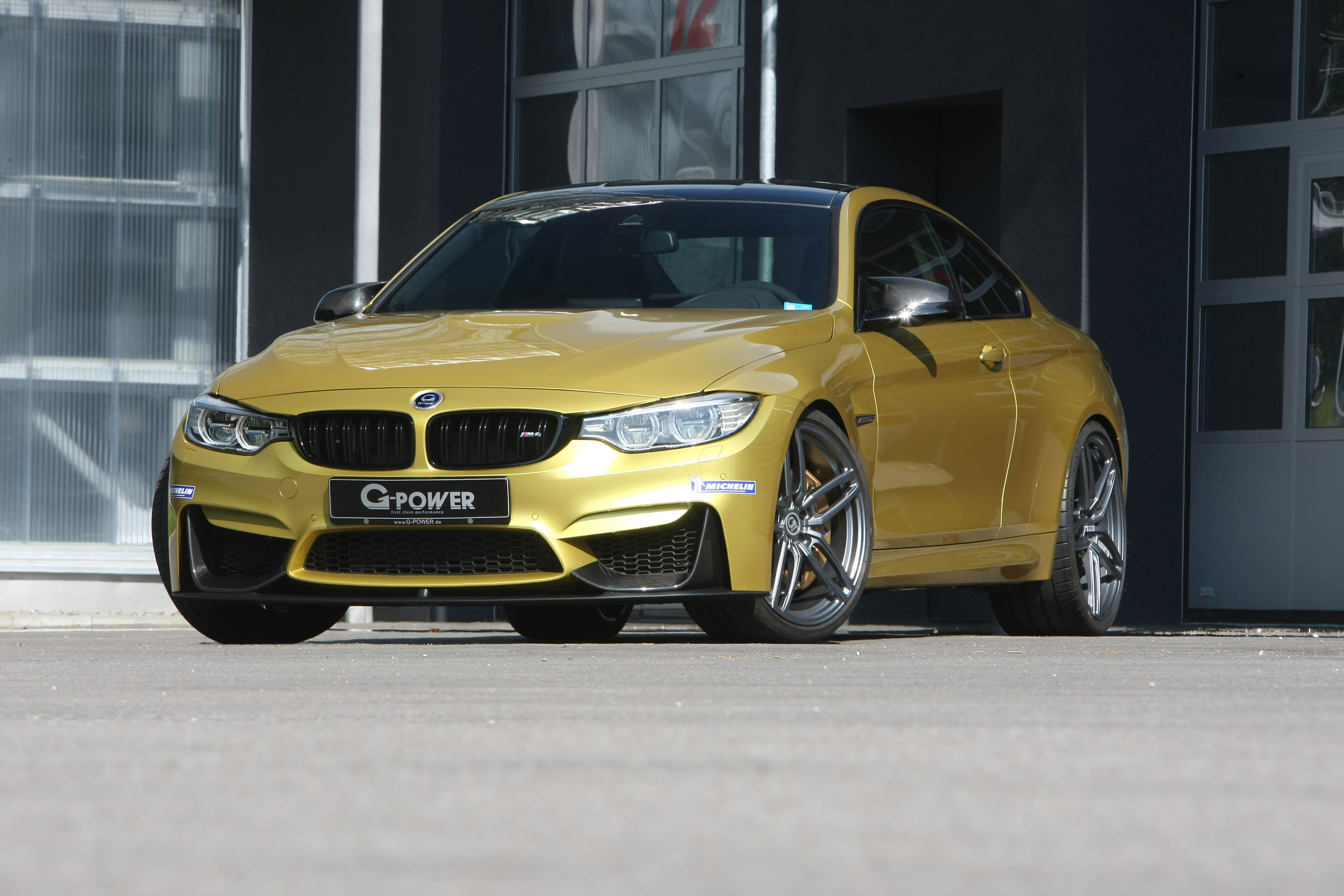 2015 Bmw M4 By G Power Top Speed