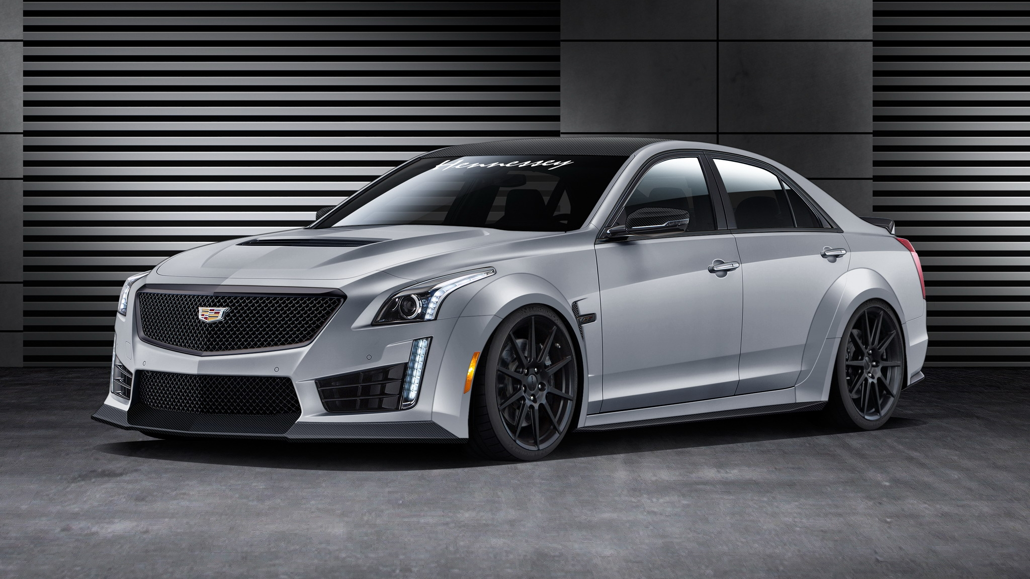 2016 Cadillac CTS-V By Hennessey Review - Gallery - Top Sd