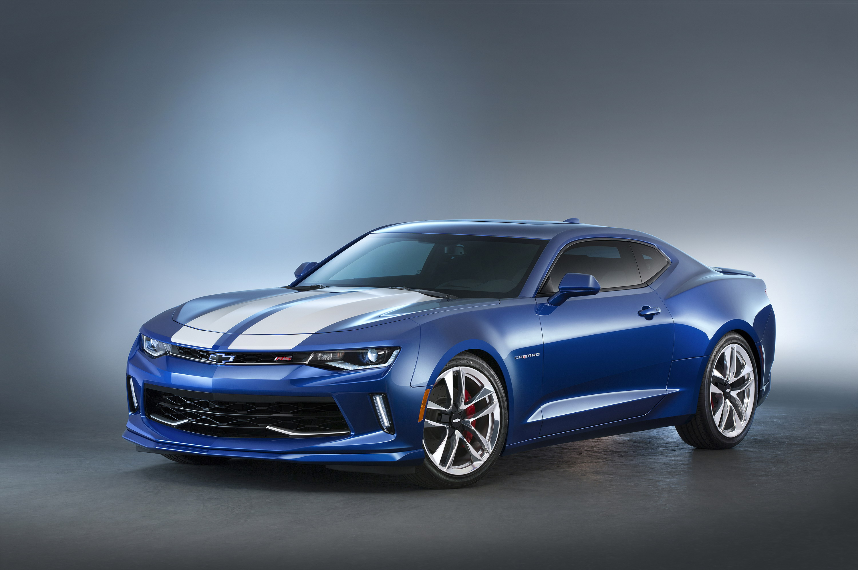 Chevrolet Camaro News And Reviews Top Speed 1968 Rs Dub Edition 2015 Hyper Concept