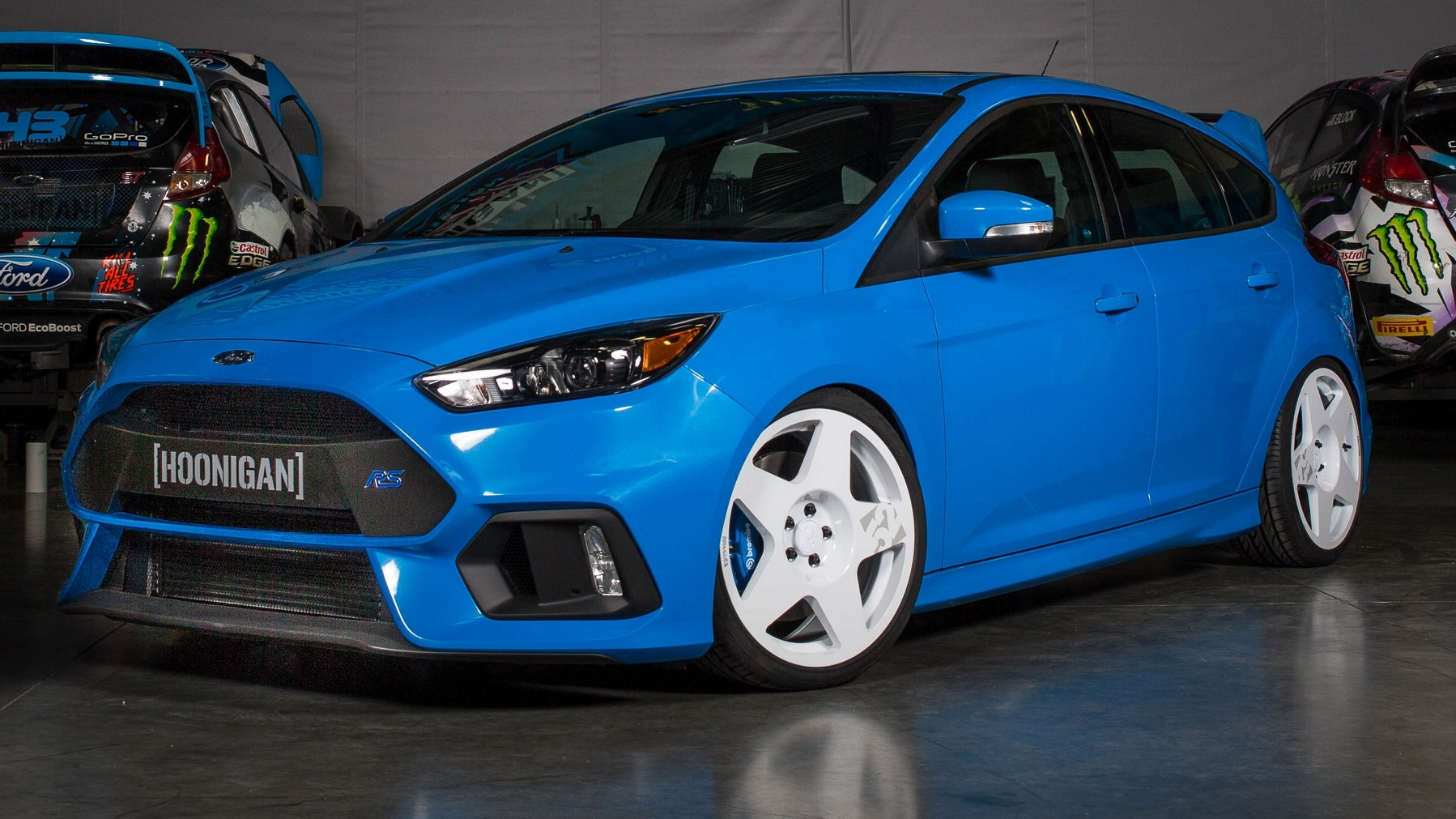 2016 ford focus rs jdrf raffle review gallery top speed. Black Bedroom Furniture Sets. Home Design Ideas