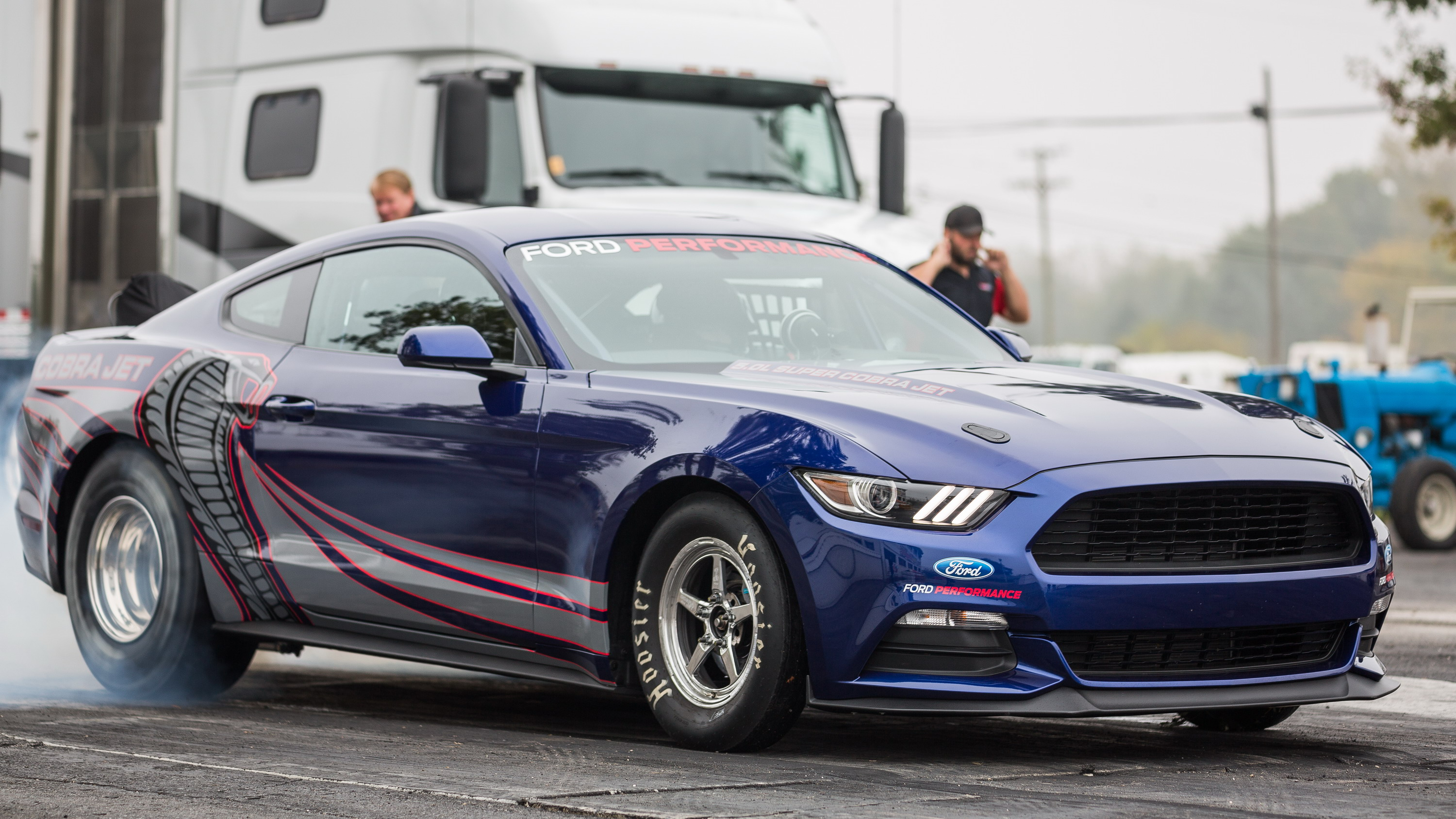 2016 ford mustang cobra jet top speed