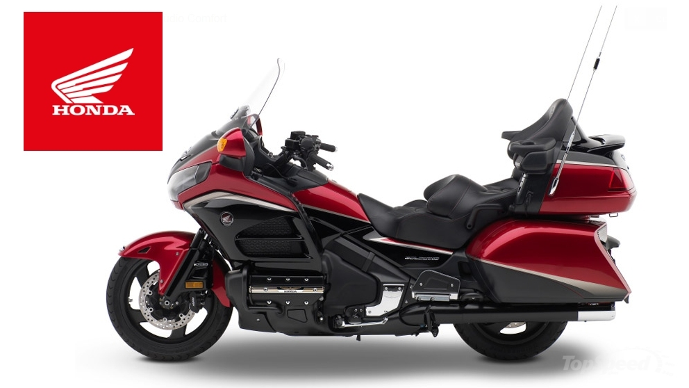 2016 Honda Gold Wing / Gold Wing F6B - Picture 653806 | motorcycle review @ Top Speed
