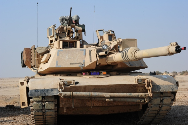 M1A2 Abrams | Top Speed