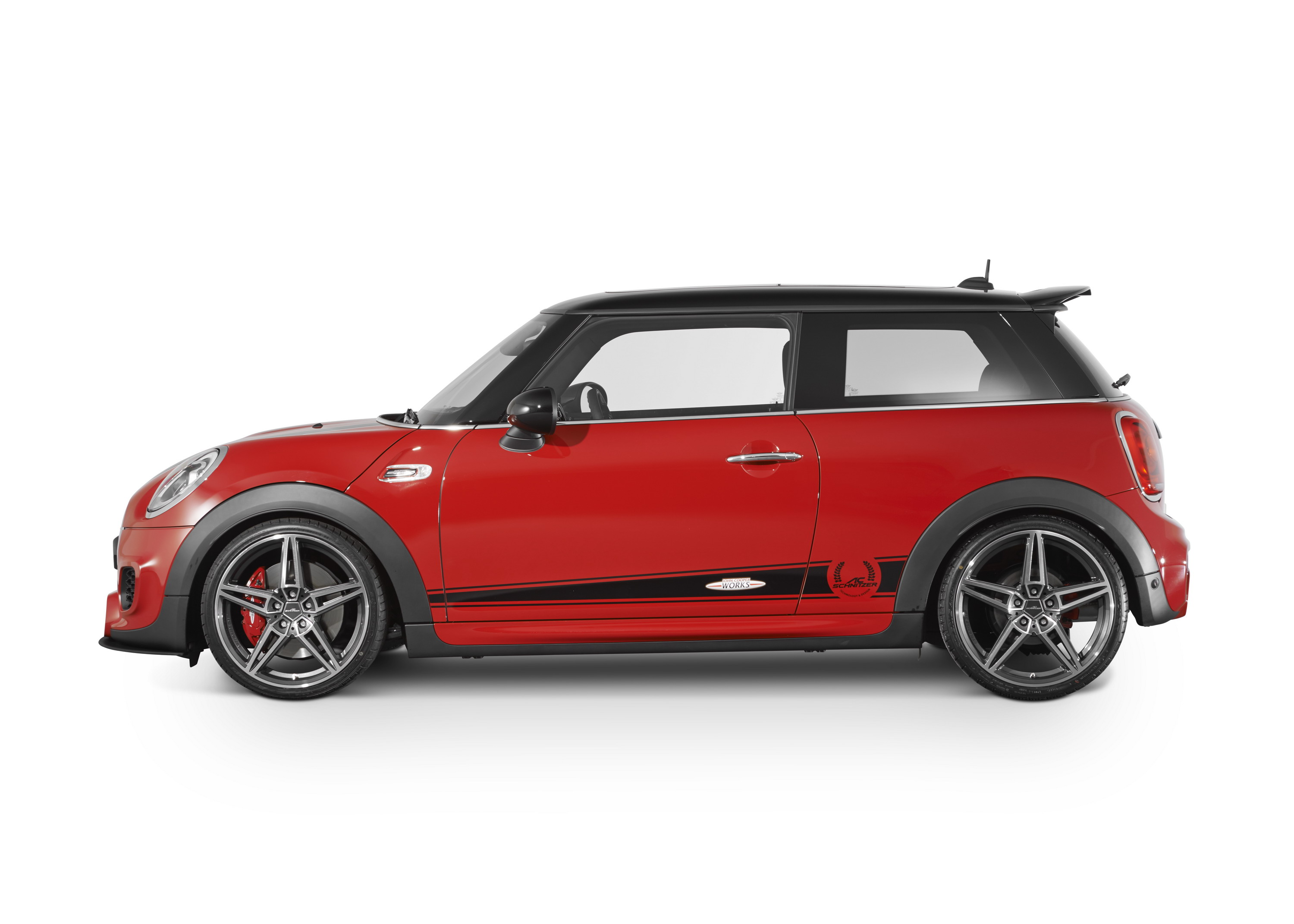 mini john cooper works by ac schnitzer gallery 657686 top speed. Black Bedroom Furniture Sets. Home Design Ideas