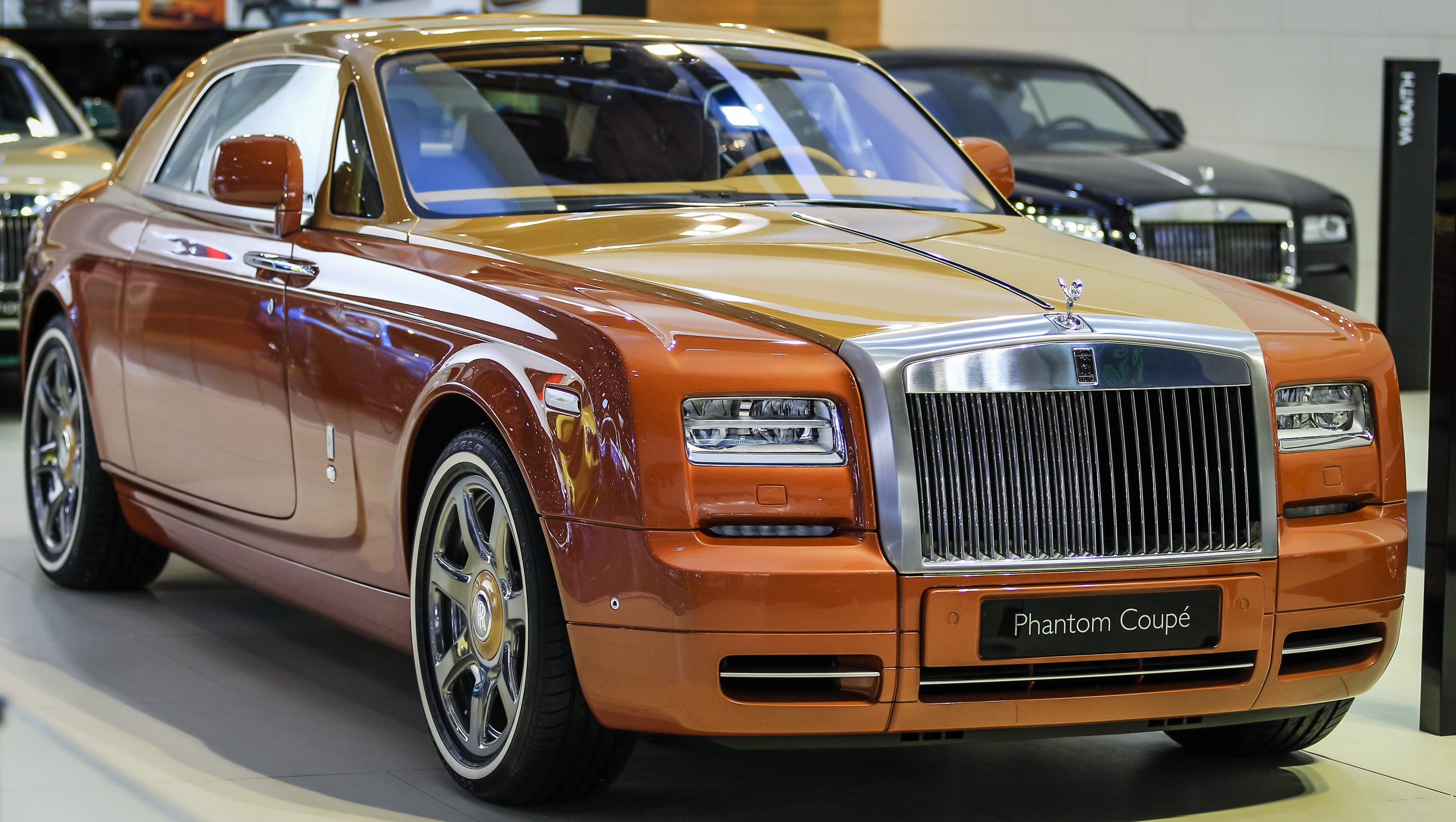 2015 rolls royce phantom coupe tiger edition | top speed