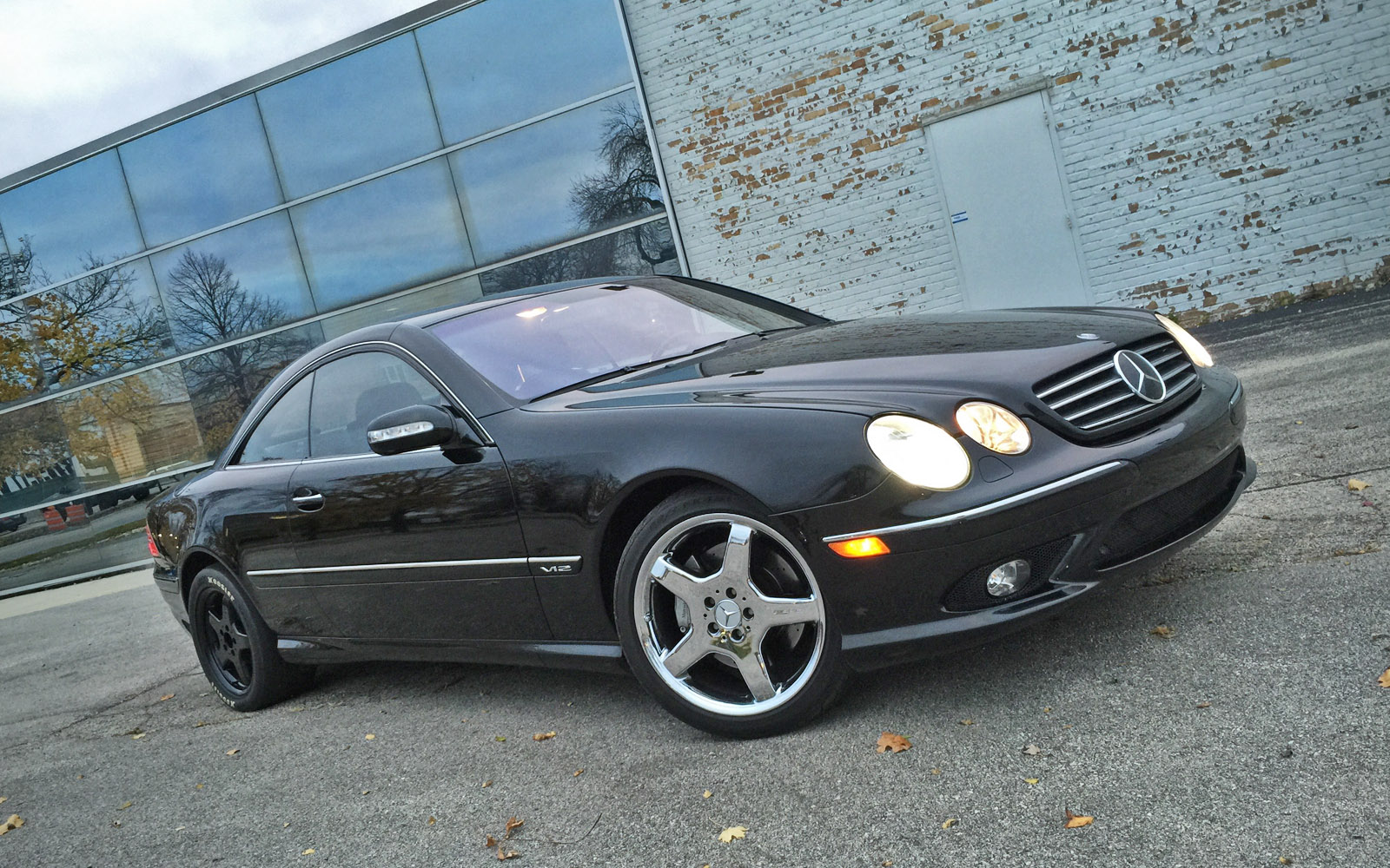 Speedriven Can Turn Your V-12 Mercedes Into A 1,000-HP