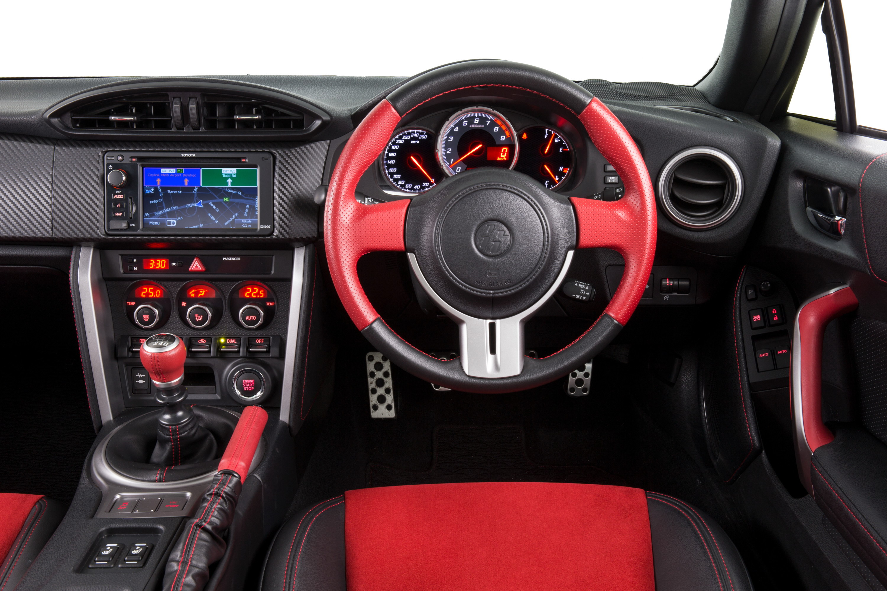 2016 Toyota GT 86 Blackline Review - Top Speed