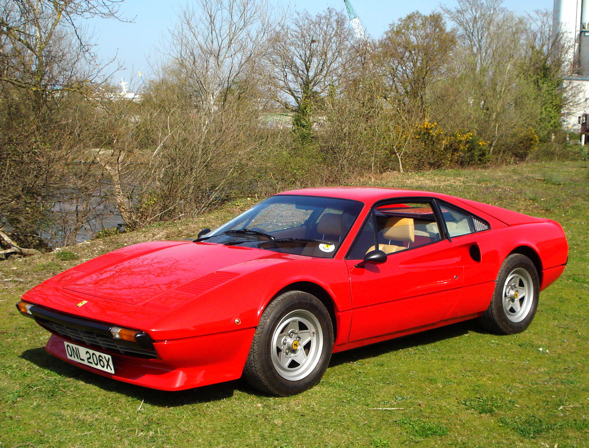 red gts dyler coupe ferrari classic cars sale for
