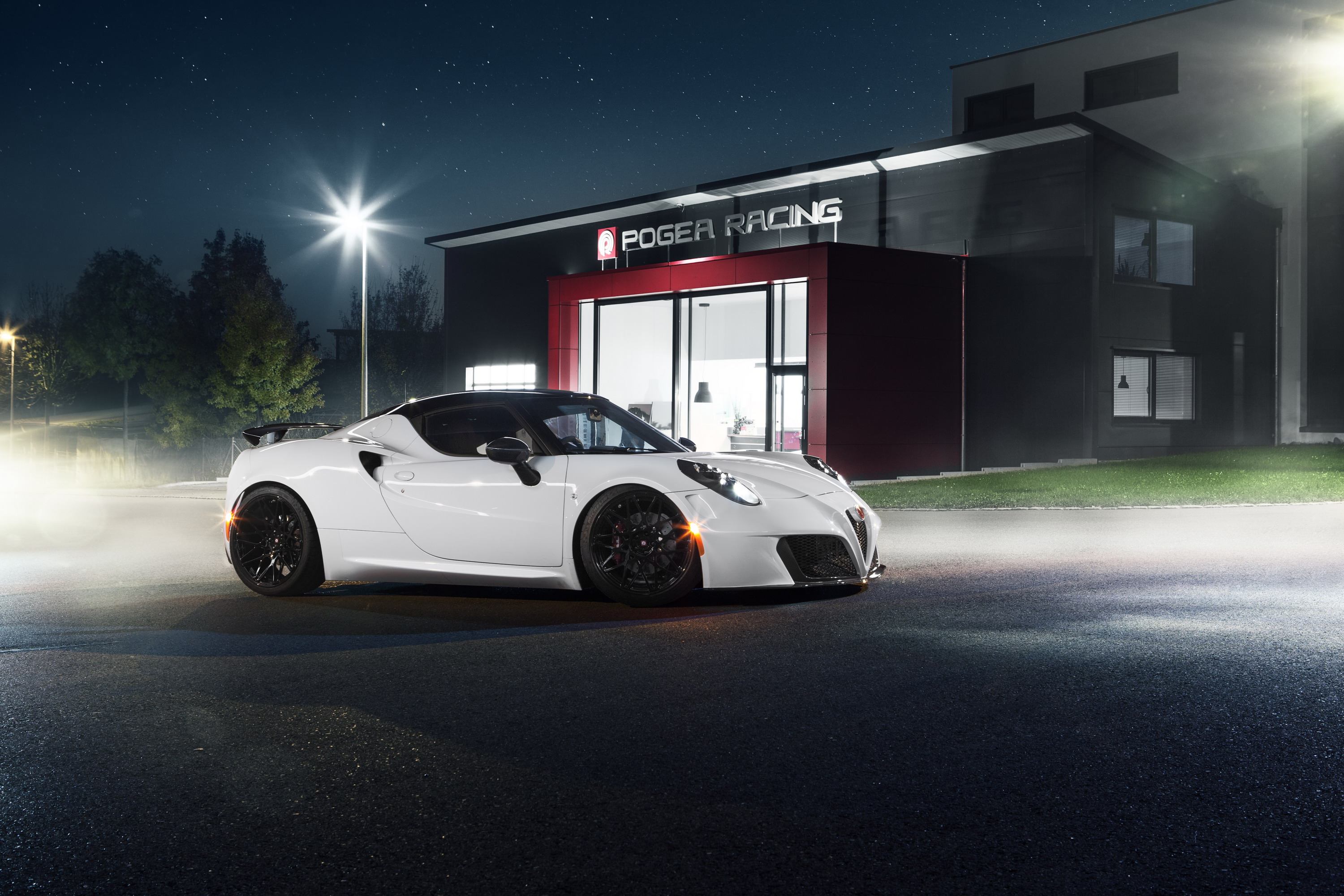 2015 Alfa Romeo 4c Centurion 1plus By Pogea Racing Top Speed Modifications