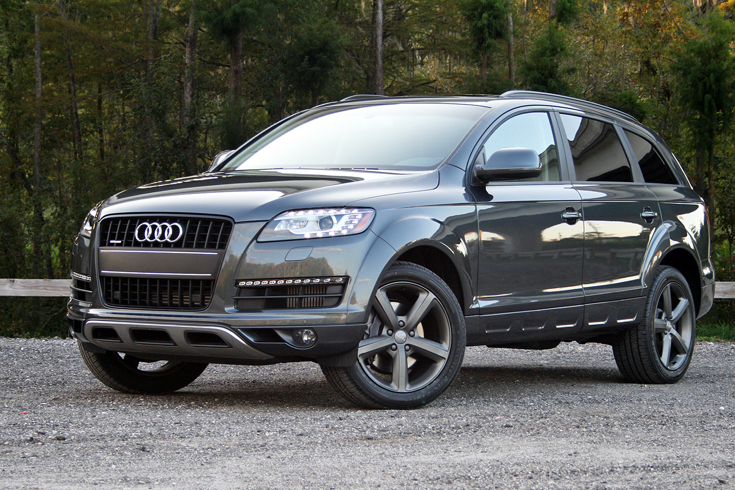 Audi Q Driven Top Speed - How much is an audi q7