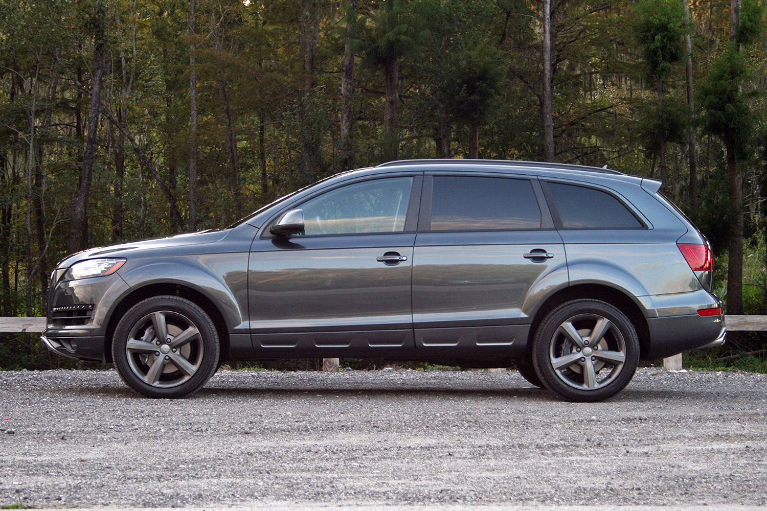 2015 audi q7 - driven review - top speed