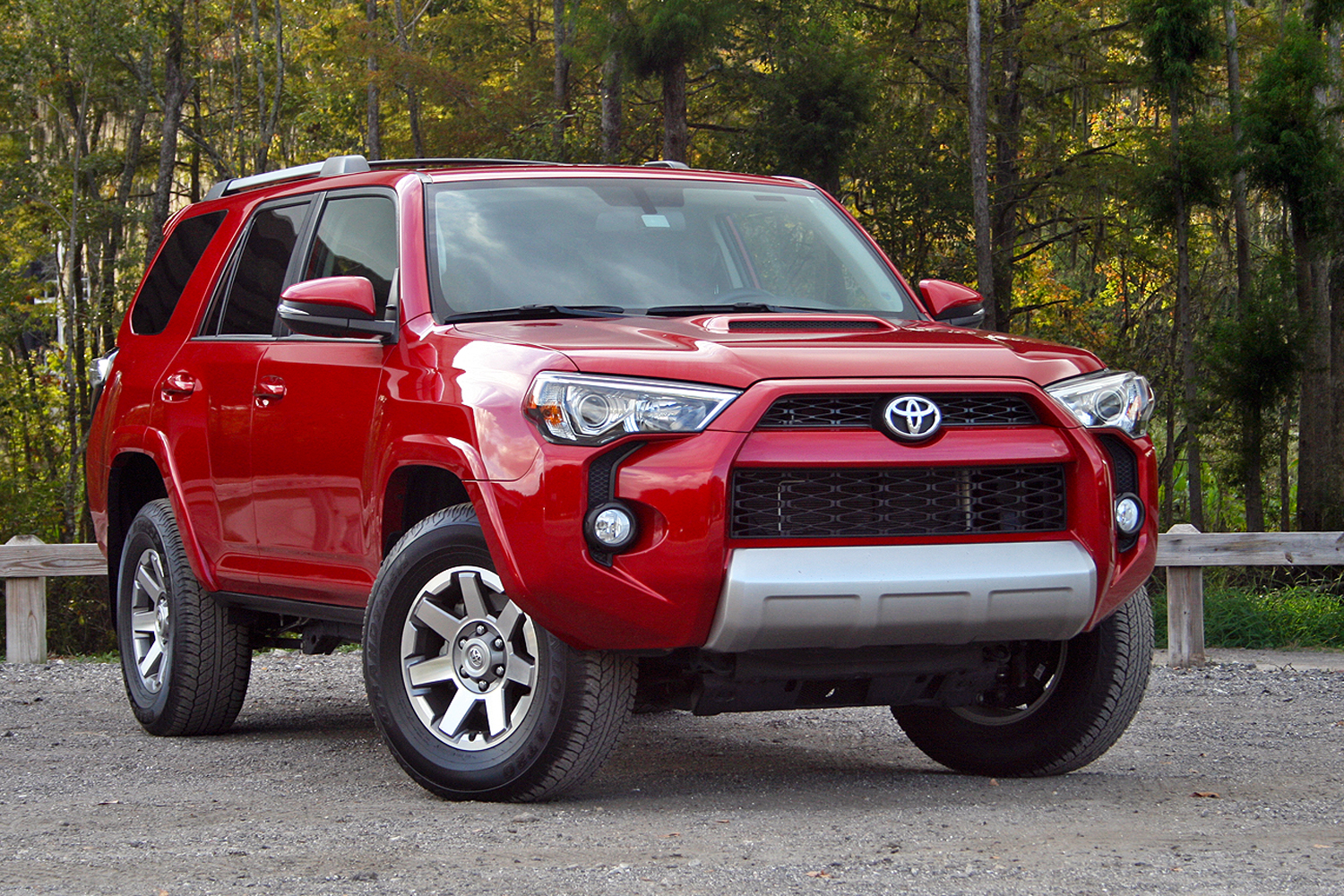 2015 toyota 4runner driven review top speed. Black Bedroom Furniture Sets. Home Design Ideas