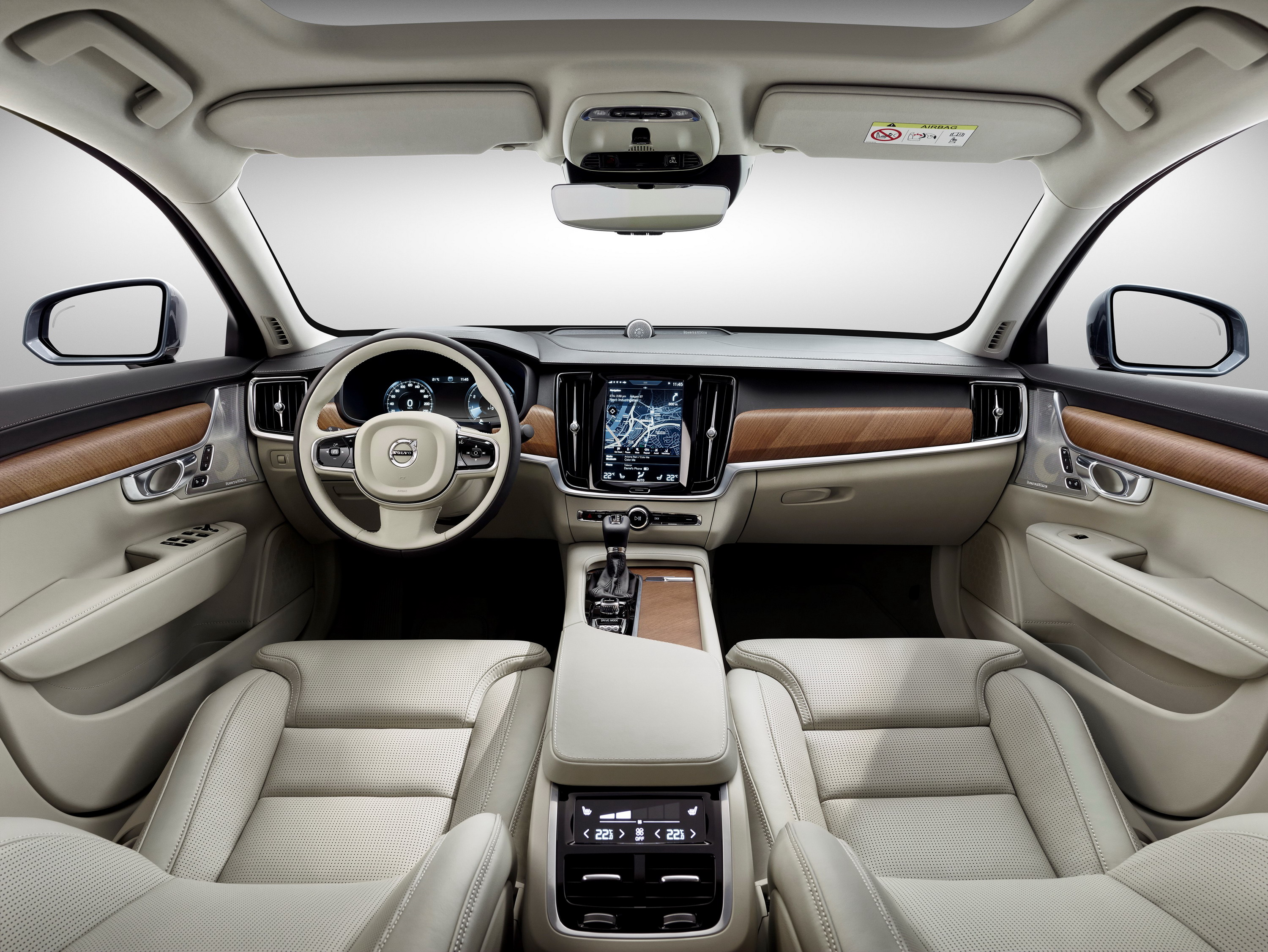Volvo S90 Reviews Specs Prices Photos And Videos Top Speed