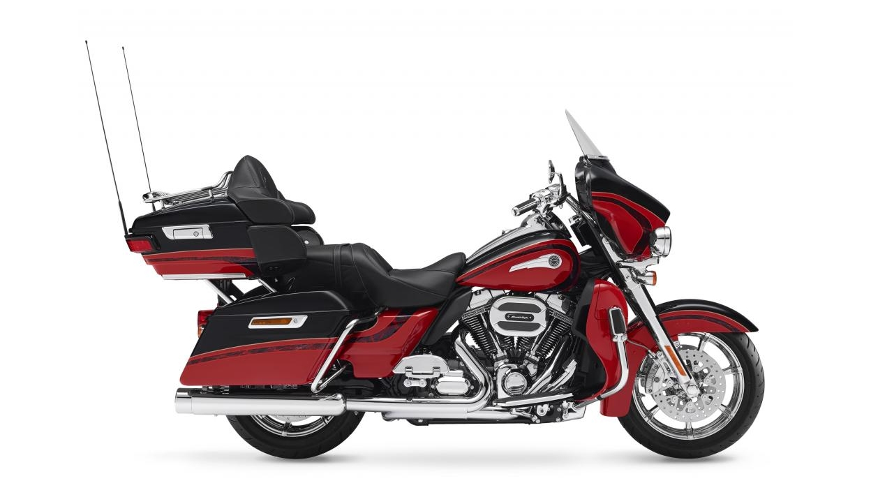2016 Harley-Davidson CVO Limited Pictures, Photos