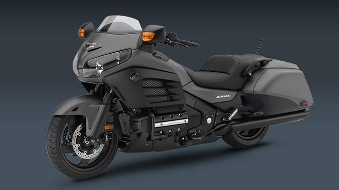 2016 - 2017 Honda Gold Wing / Gold Wing F6B | Top Speed