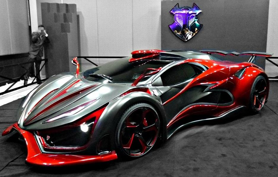 2016 Inferno Exotic Car Review Top Speed