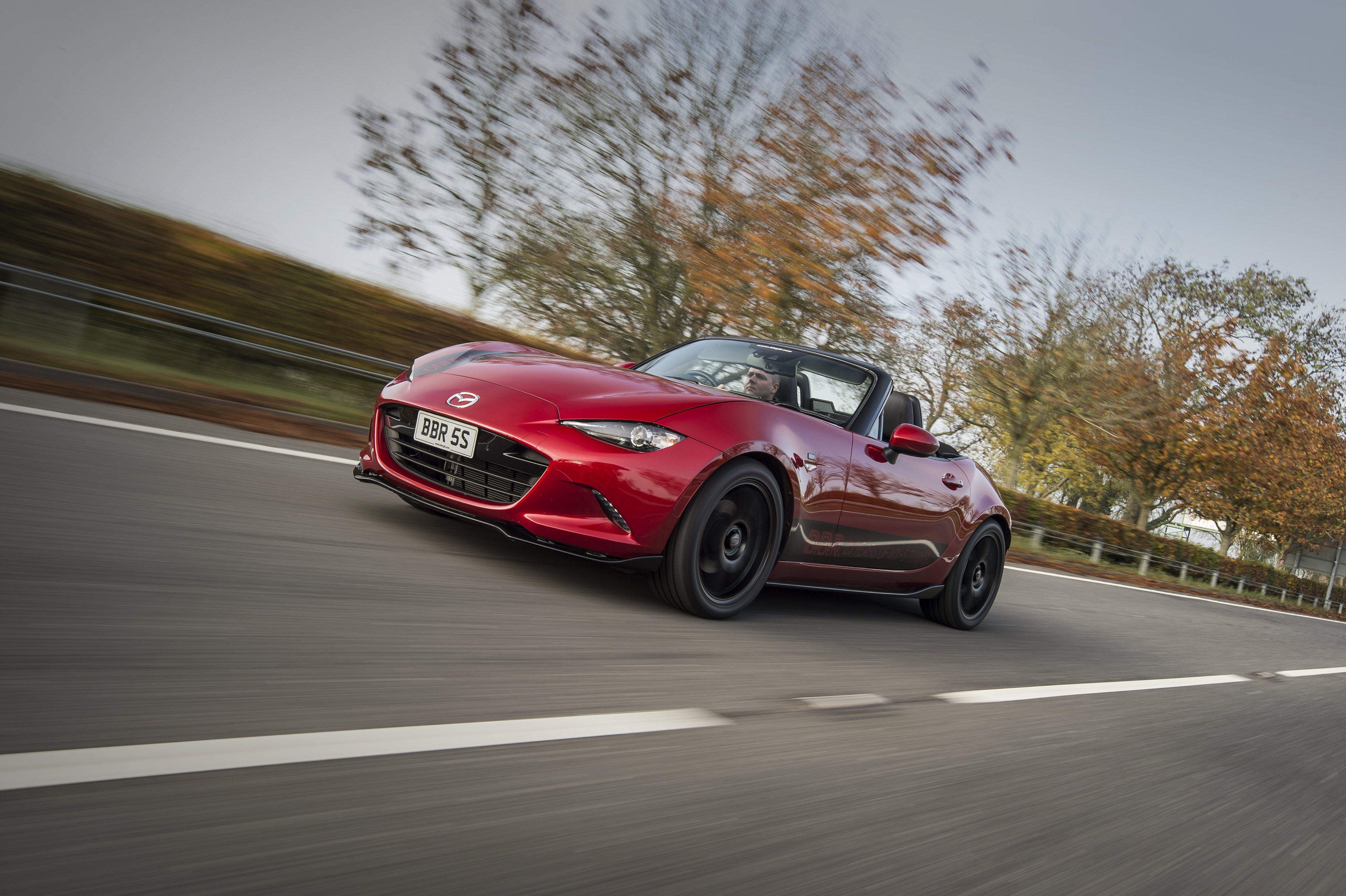 2016 Mazda MX-5 By BBR   Top Speed