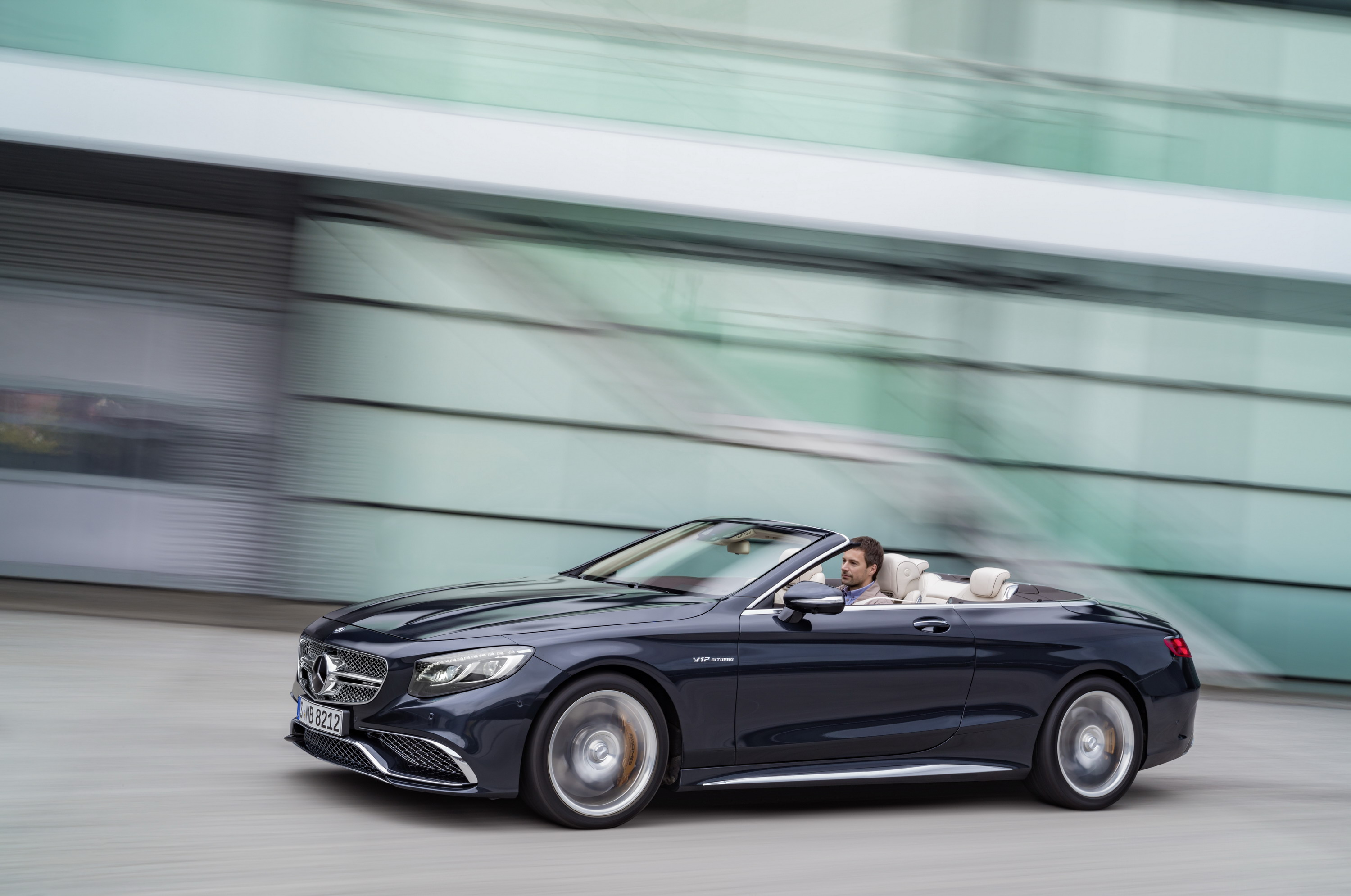 2017 Mercedes Amg S 65 Cabriolet Top Speed