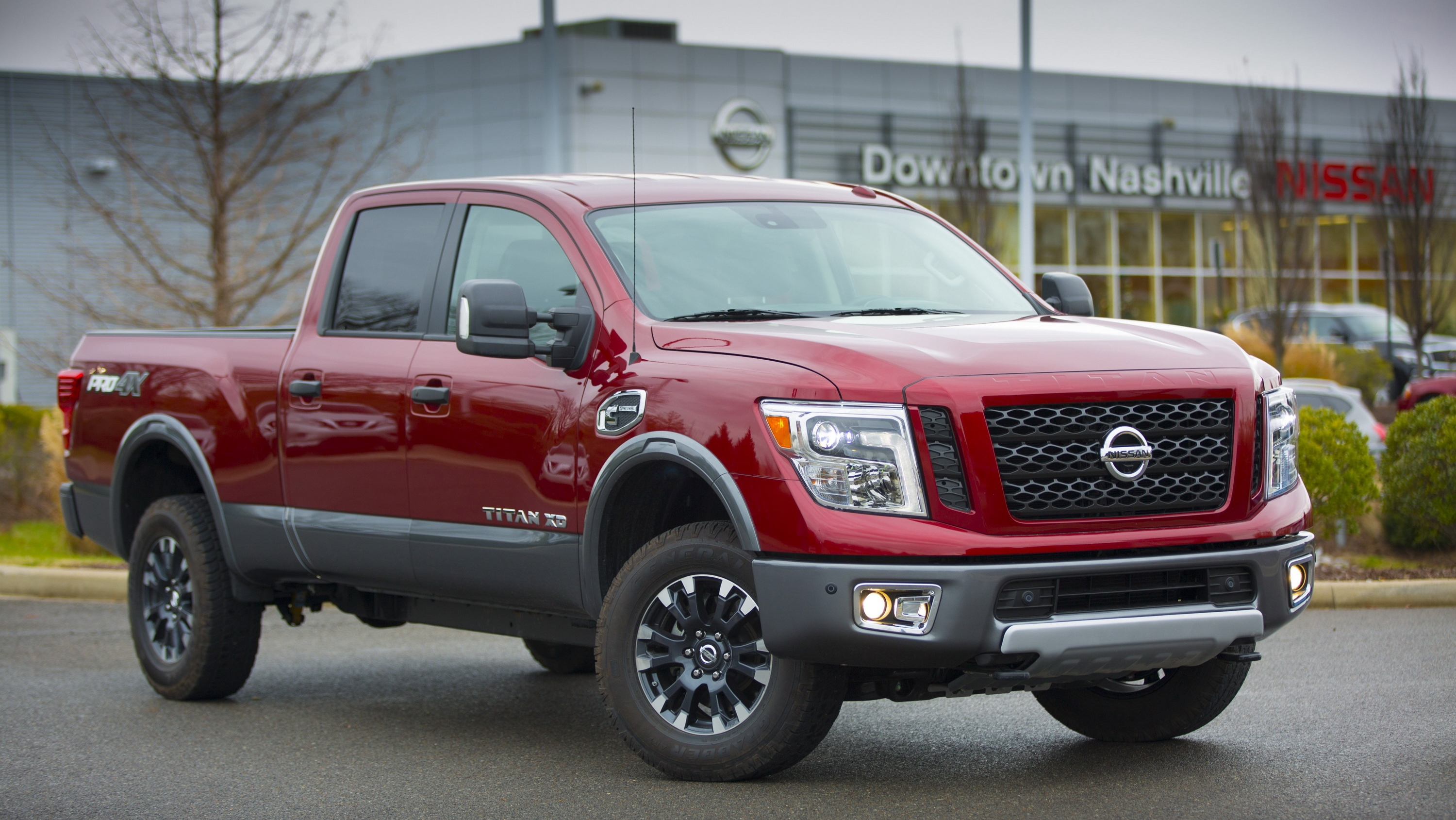 Prices Released As 2016 Nissan Titan XD Goes Sale News Gallery