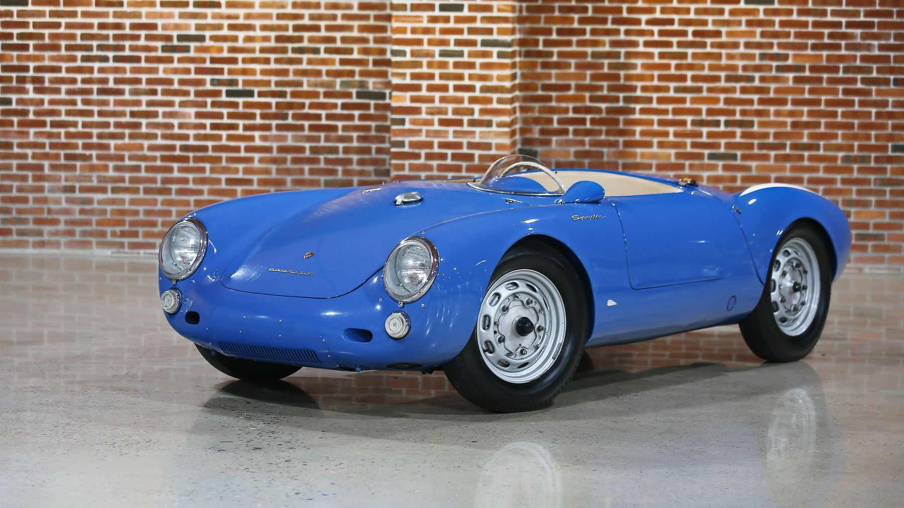 1955 1956 porsche 550 spyder top speed. Black Bedroom Furniture Sets. Home Design Ideas