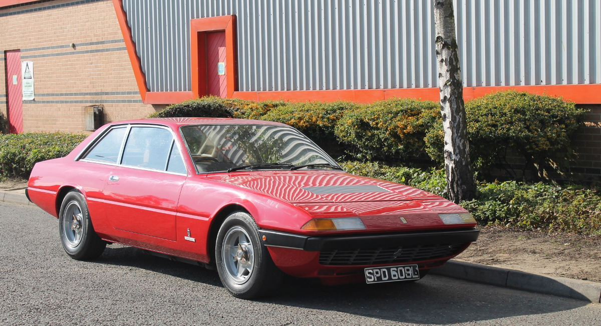 1972 - 1976 Ferrari 365 GT4 2+2 | Top Sd