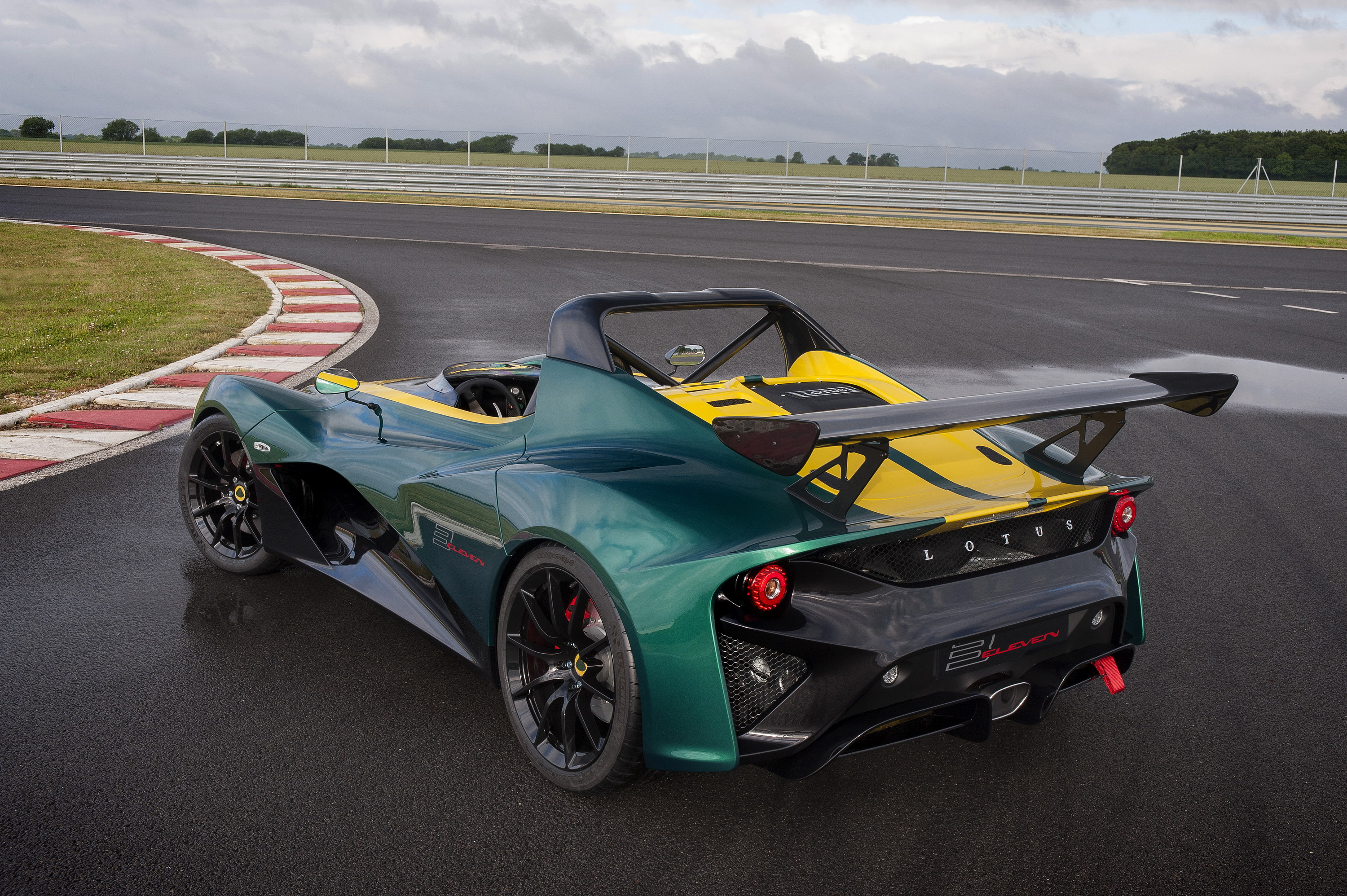 2016 Lotus 3-Eleven Review - Top Speed