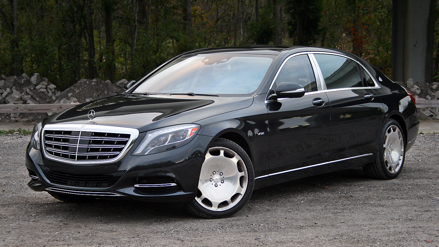 Mercedes Maybach S600 Reviews Specs Prices Photos And Videos