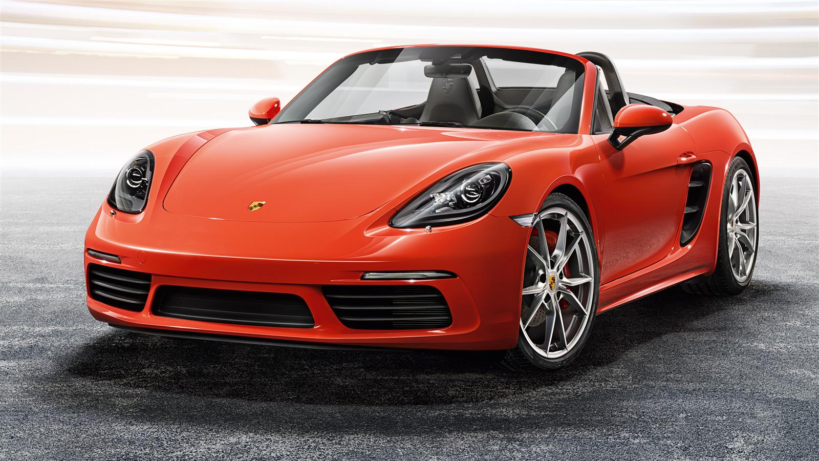 2017 porsche 718 boxster top speed. Black Bedroom Furniture Sets. Home Design Ideas