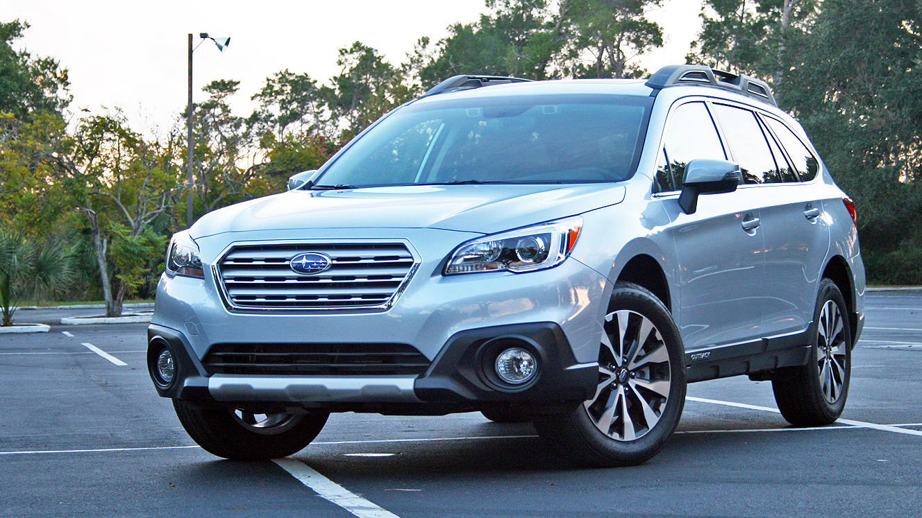 2016 subaru outback 3 6r limited driven top speed. Black Bedroom Furniture Sets. Home Design Ideas